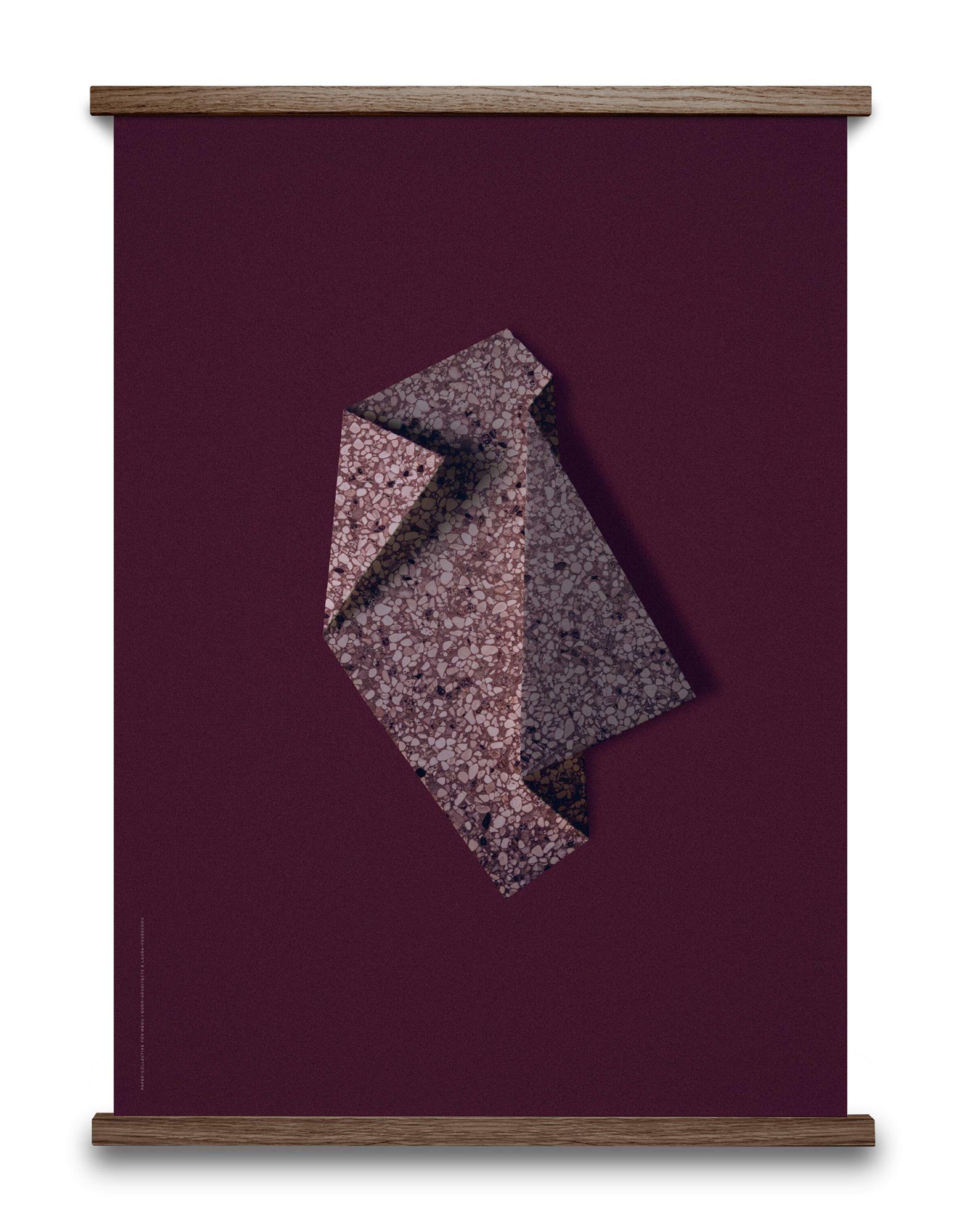 《セール開催中》PAPER COLLECTIVE Unisex デコレーション (-) 指定外繊維(紙) Terrazzo Paper 02