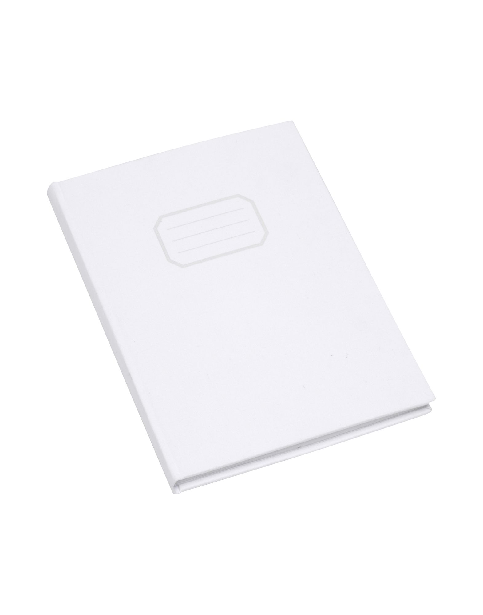 《送料無料》MAISON MARGIELA Unisex 雑貨 ホワイト コットン Cotton notebook