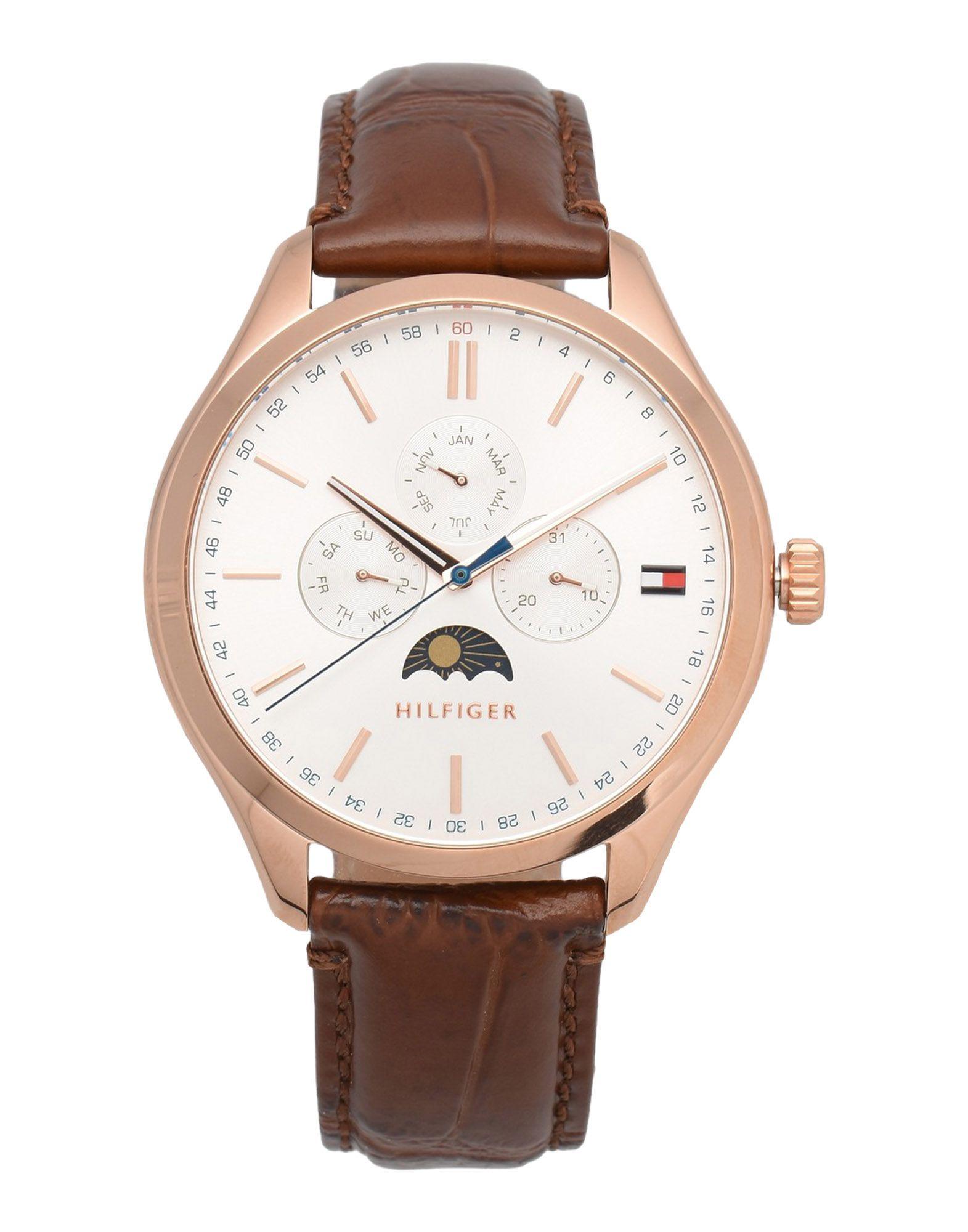 メンズ トミー ヒルフィガー 腕時計 ホワイト