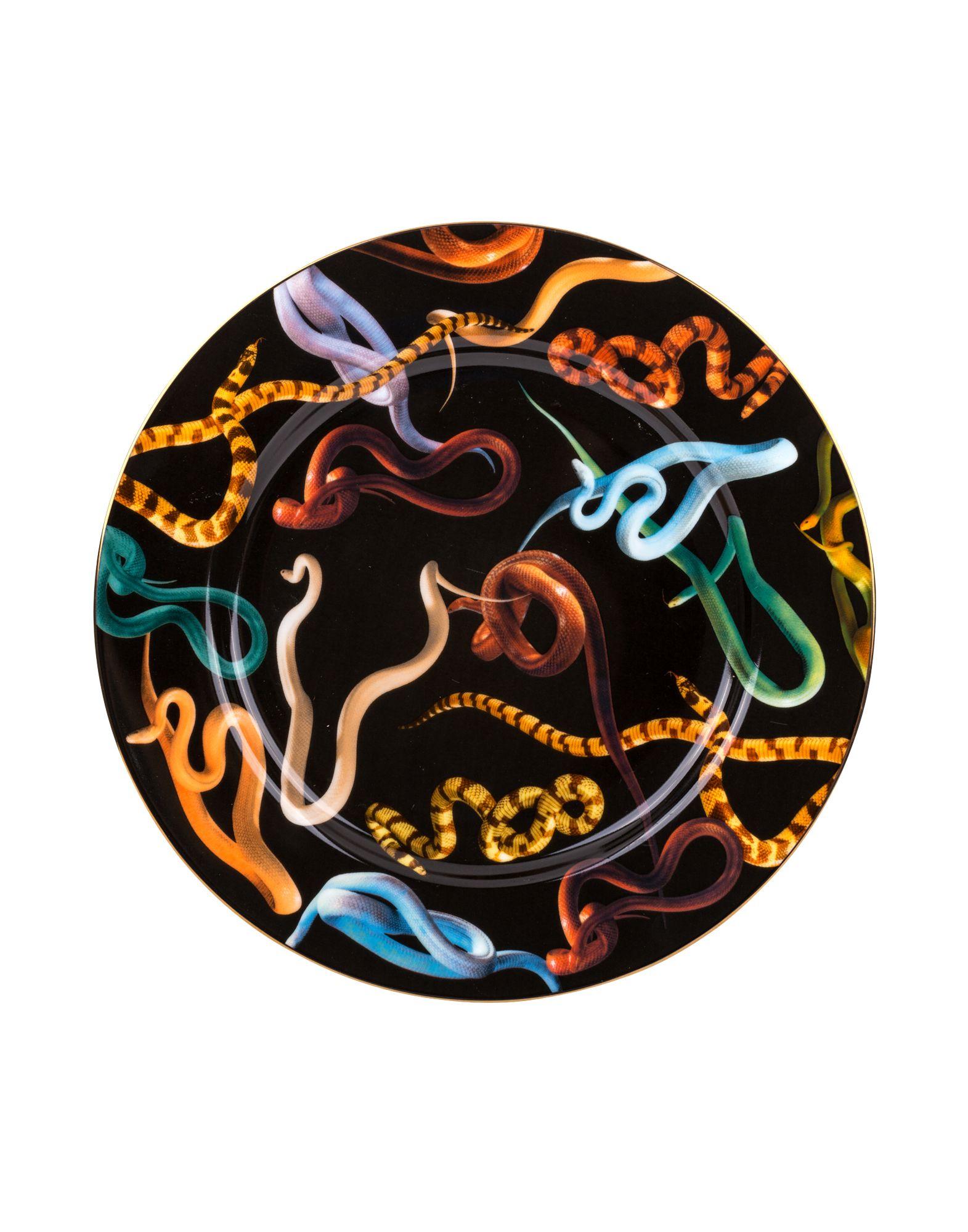 SELETTI WEARS TOILETPAPER Декоративная тарелка seletti wears toiletpaper зеркало