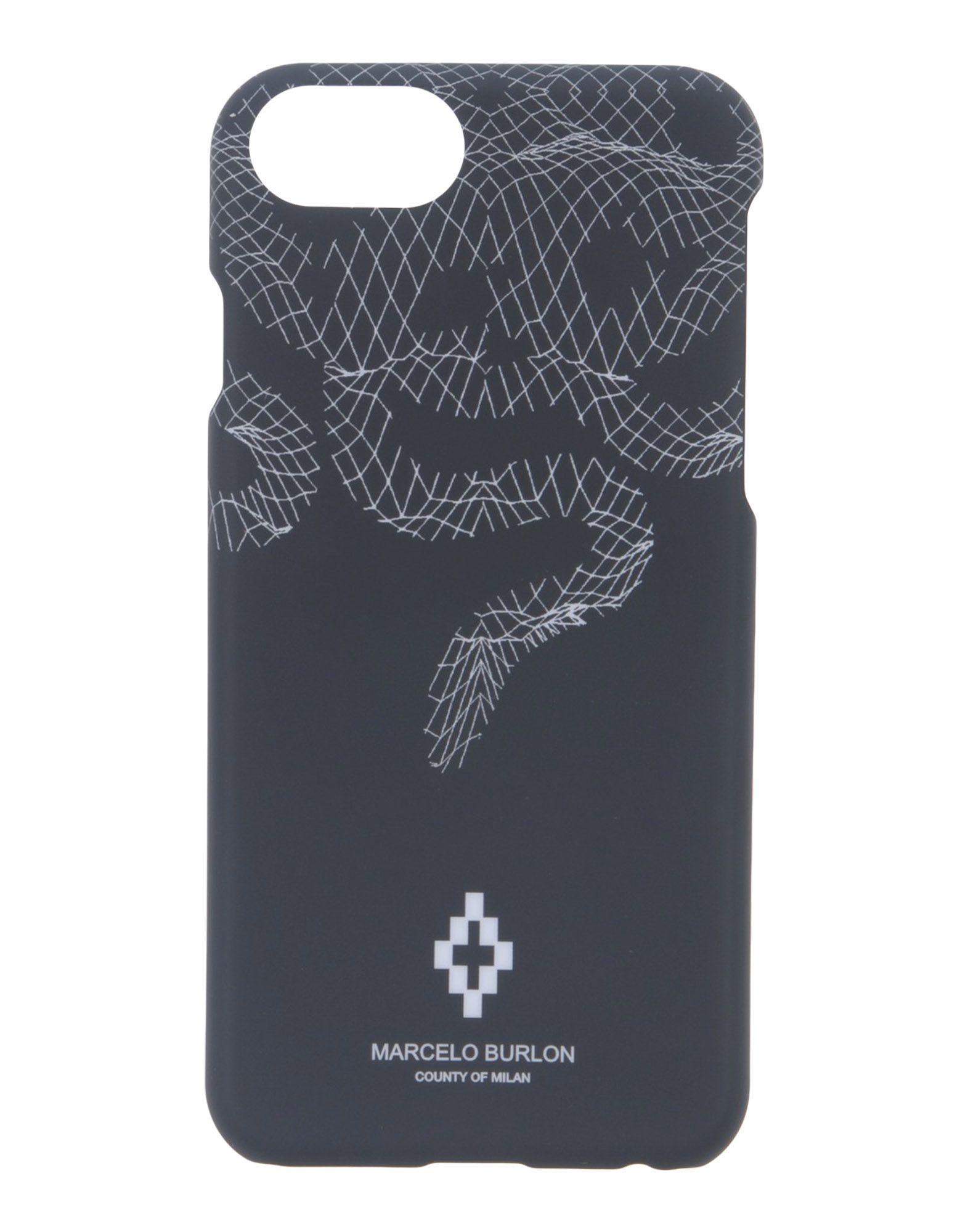 Фото - MARCELO BURLON Чехол printio чехол для iphone 7 объёмная печать memento mori помни о смерти