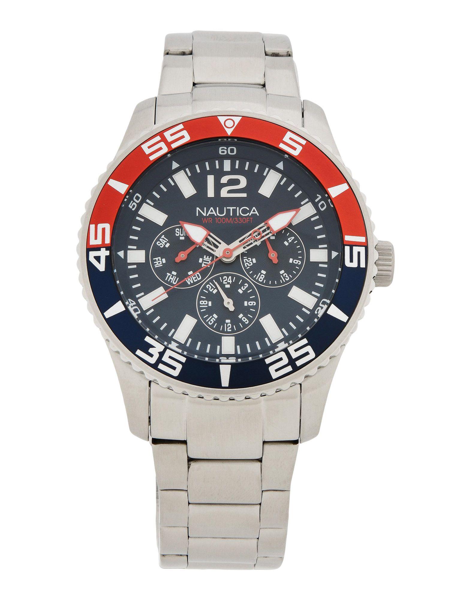 NAUTICA Наручные часы рубашка мужская nautica wr5218 15