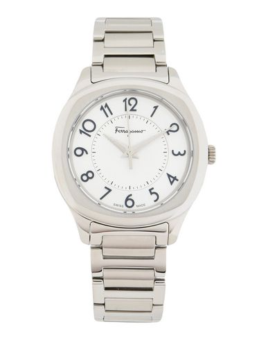 SALVATORE FERRAGAMO TIMEPIECES Wrist watches Women