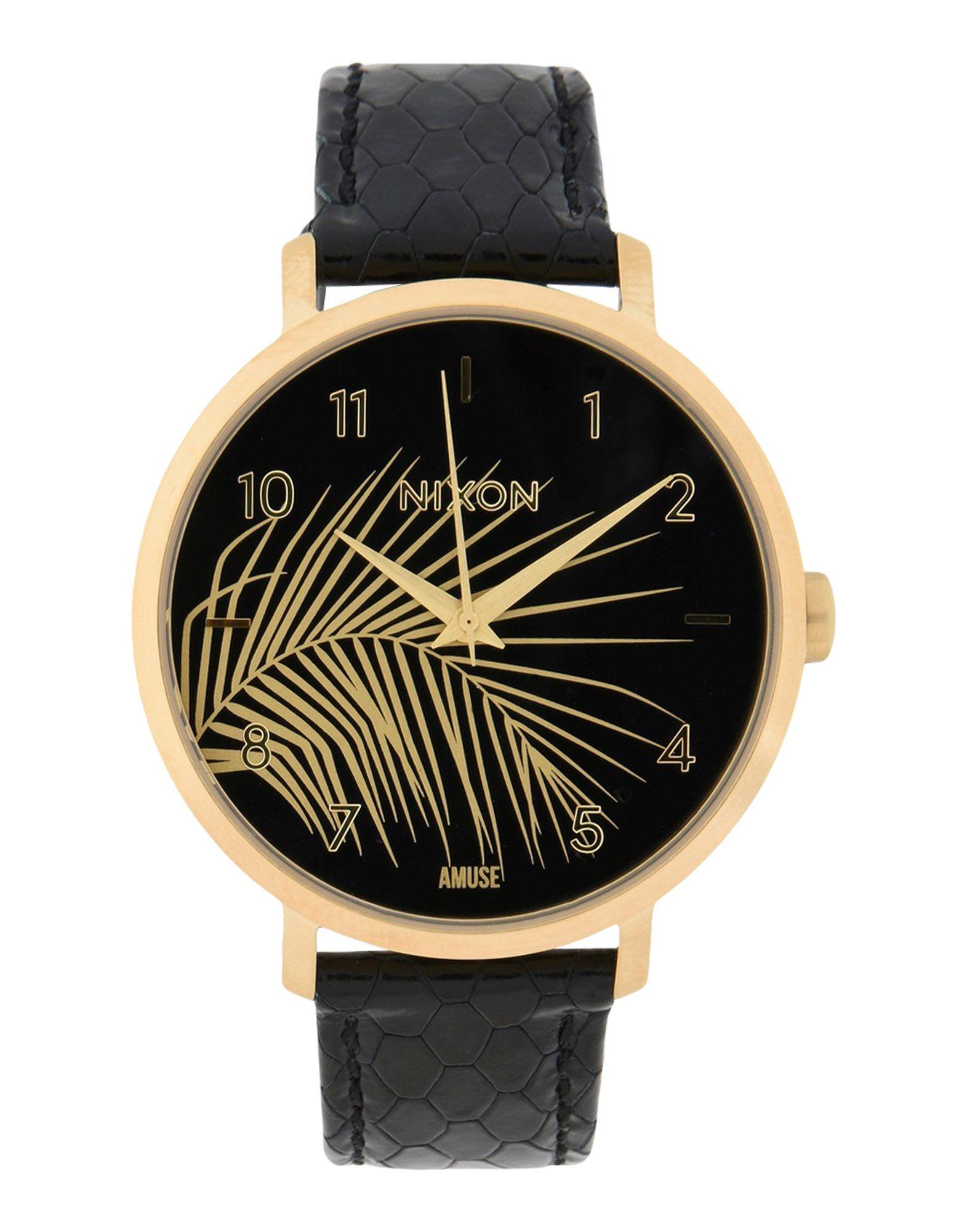 NIXON Наручные часы часы relogio feminino мужчины ложная крокодил кожа blu ray часынаручные часы