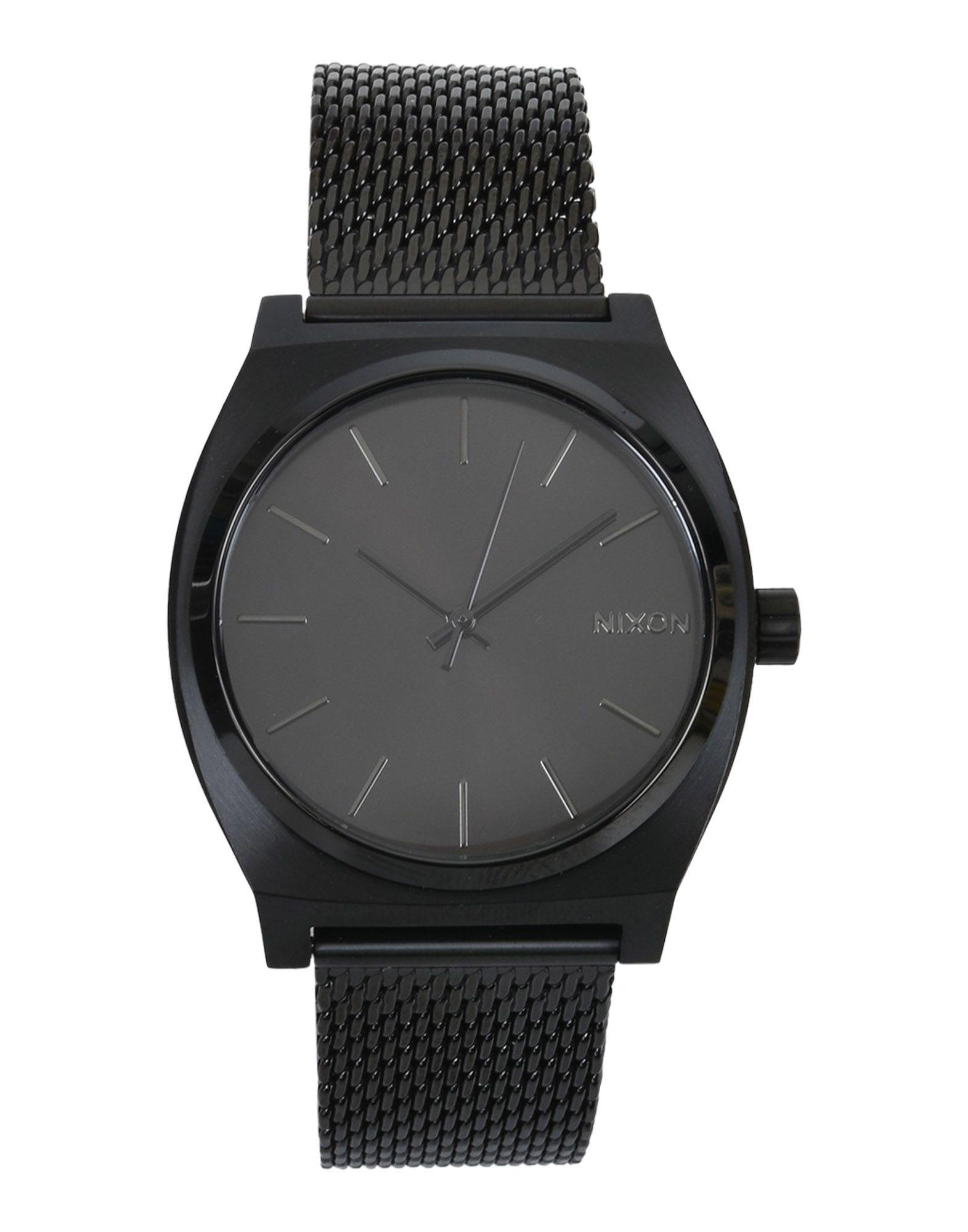 NIXON Наручные часы часы nixon corporal ss all black