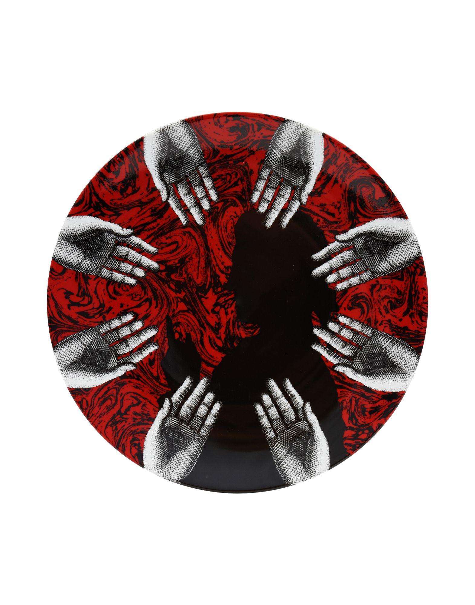 Фото - FORNASETTI Декоративная тарелка декоративная тарелка w s george fine china декоративная коллекционная тарелка парящее великолепие хищные птицы северный ястреб тетеревятник фа