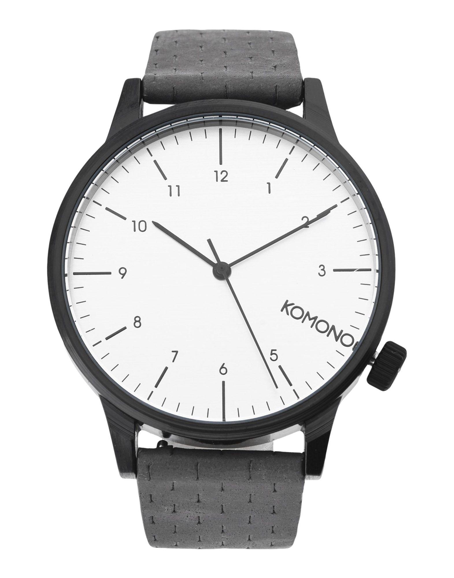KOMONO   KOMONO Wrist watches 58040400   Goxip