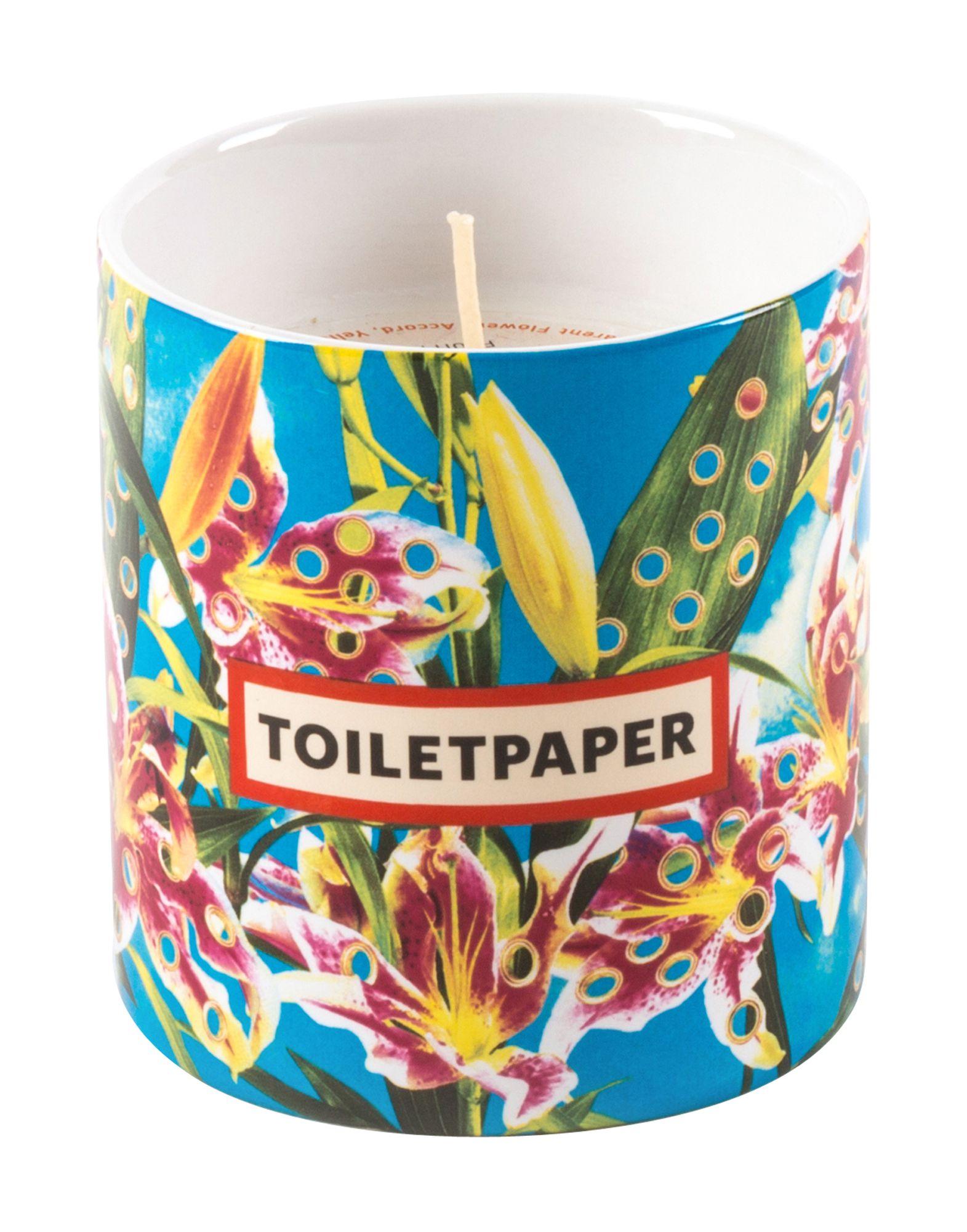 Фото - SELETTI WEARS TOILETPAPER Свеча seletti wears toiletpaper поднос