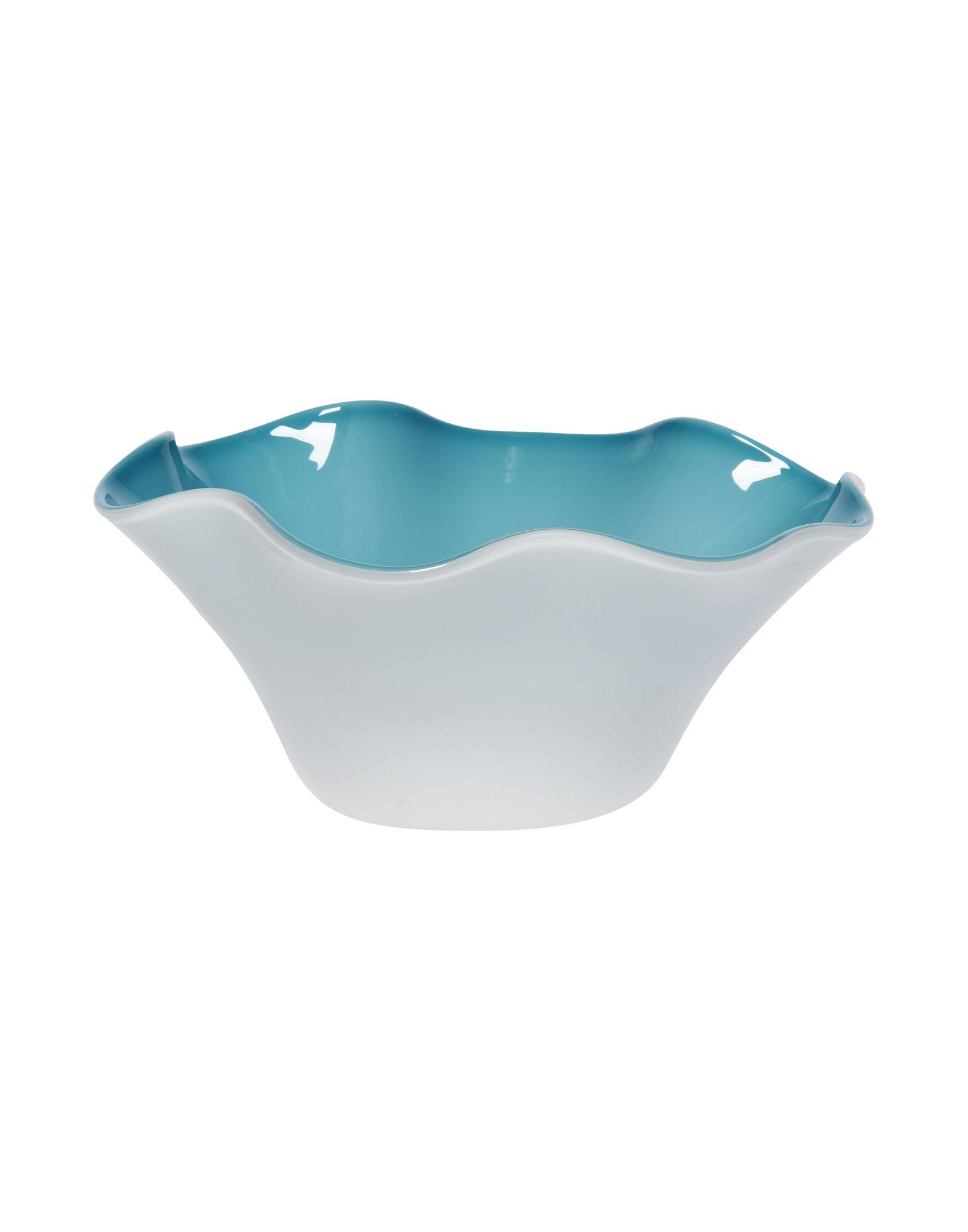 《セール開催中》VENINI Unisex ベース パステルブルー ガラス Fazzoletto