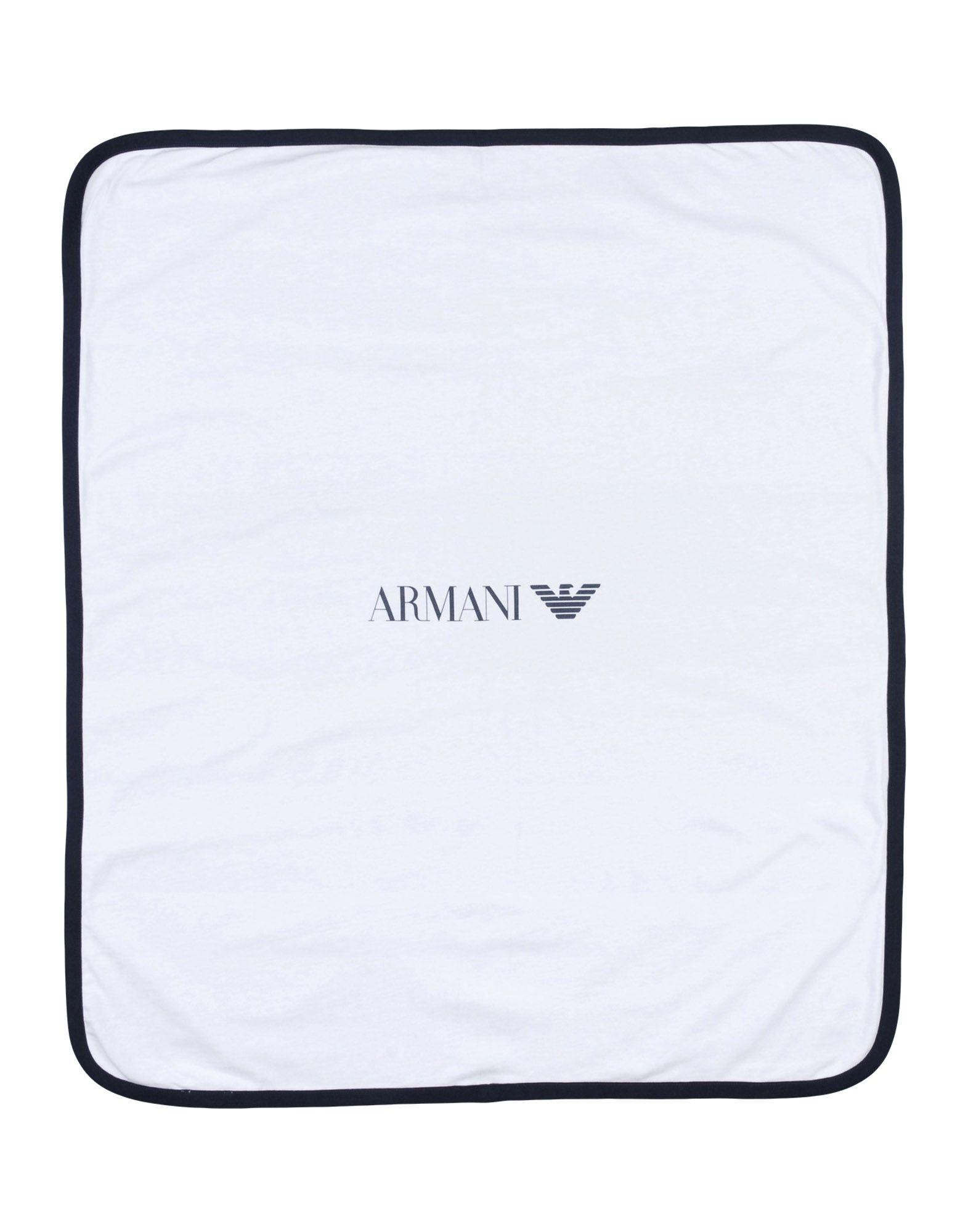 ARMANI JUNIOR Одеяльце для младенцев цена 2017