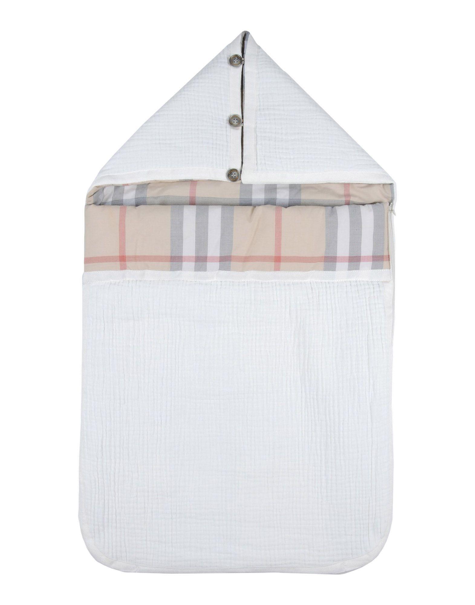 BURBERRY Jungen 3-8 jahre Babyschlafsack Farbe Weiß Größe 1 jetztbilligerkaufen