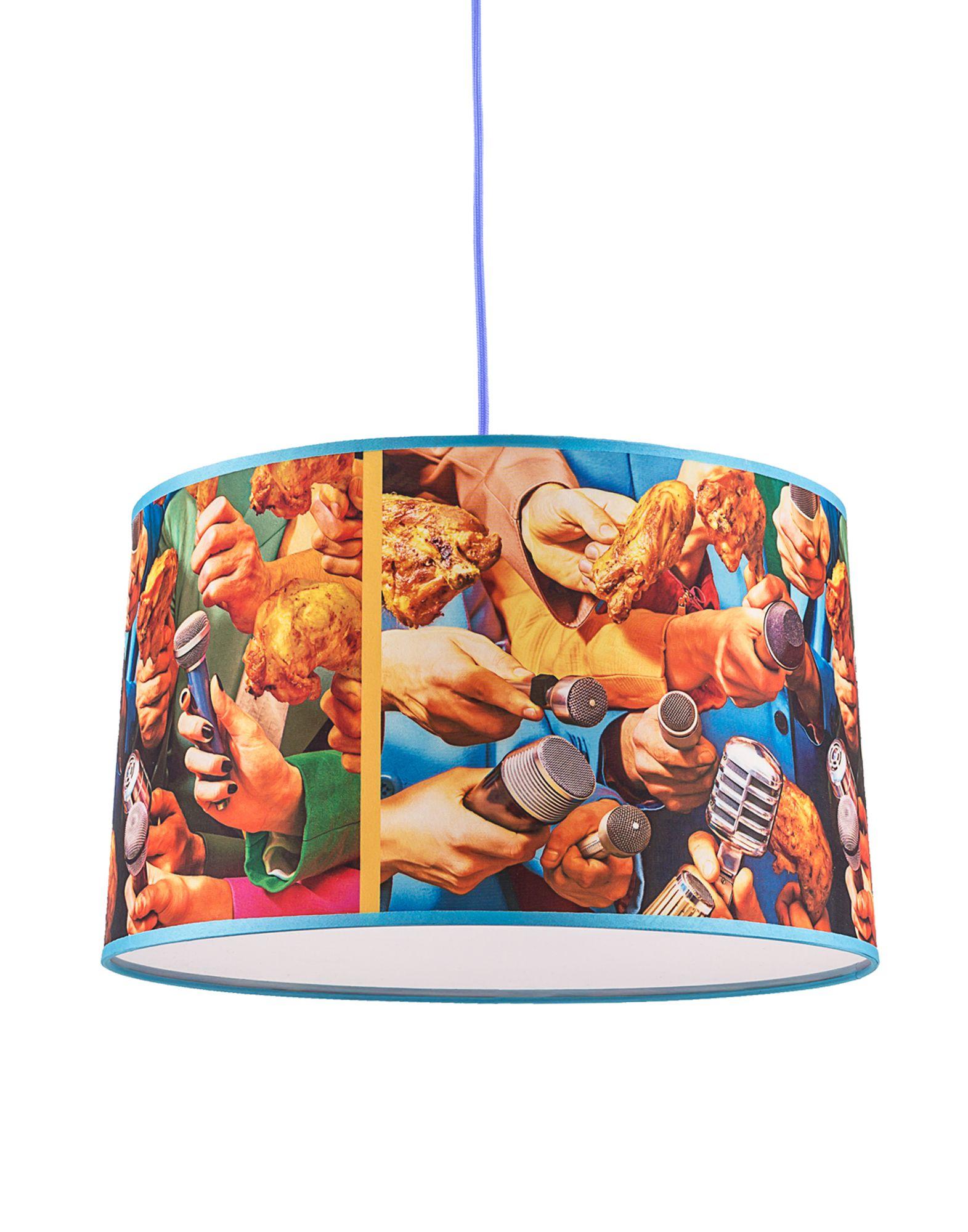 SELETTI WEARS TOILETPAPER Подвесная лампа