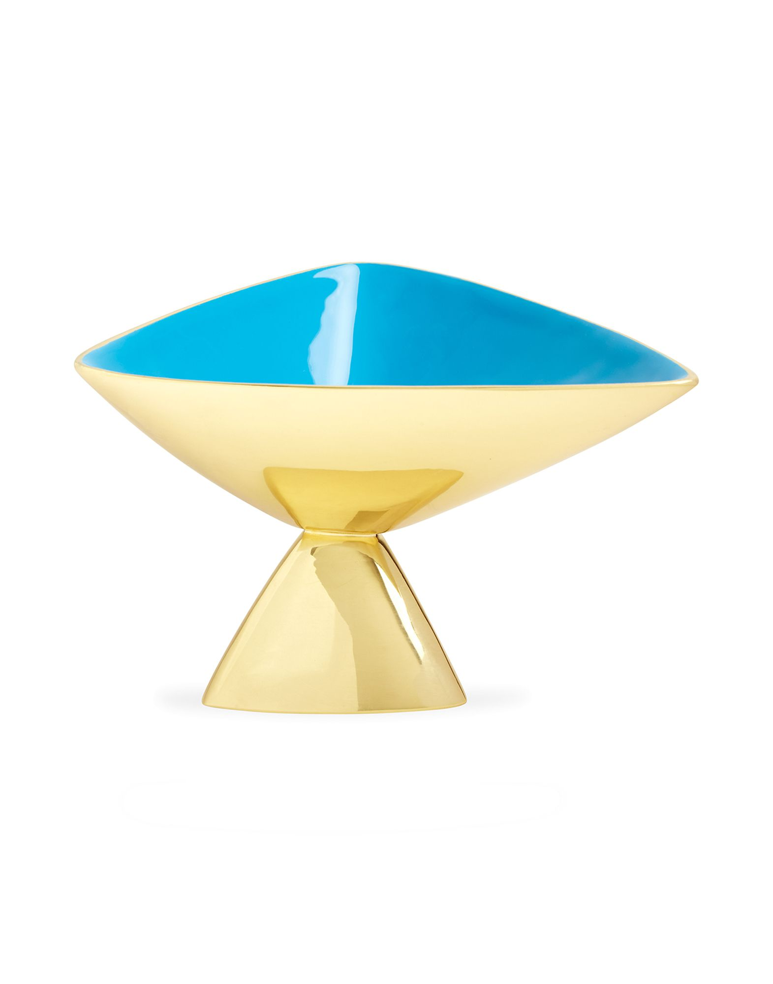 JONATHAN ADLER Unisex Vase Farbe Gold Größe 1 jetztbilligerkaufen