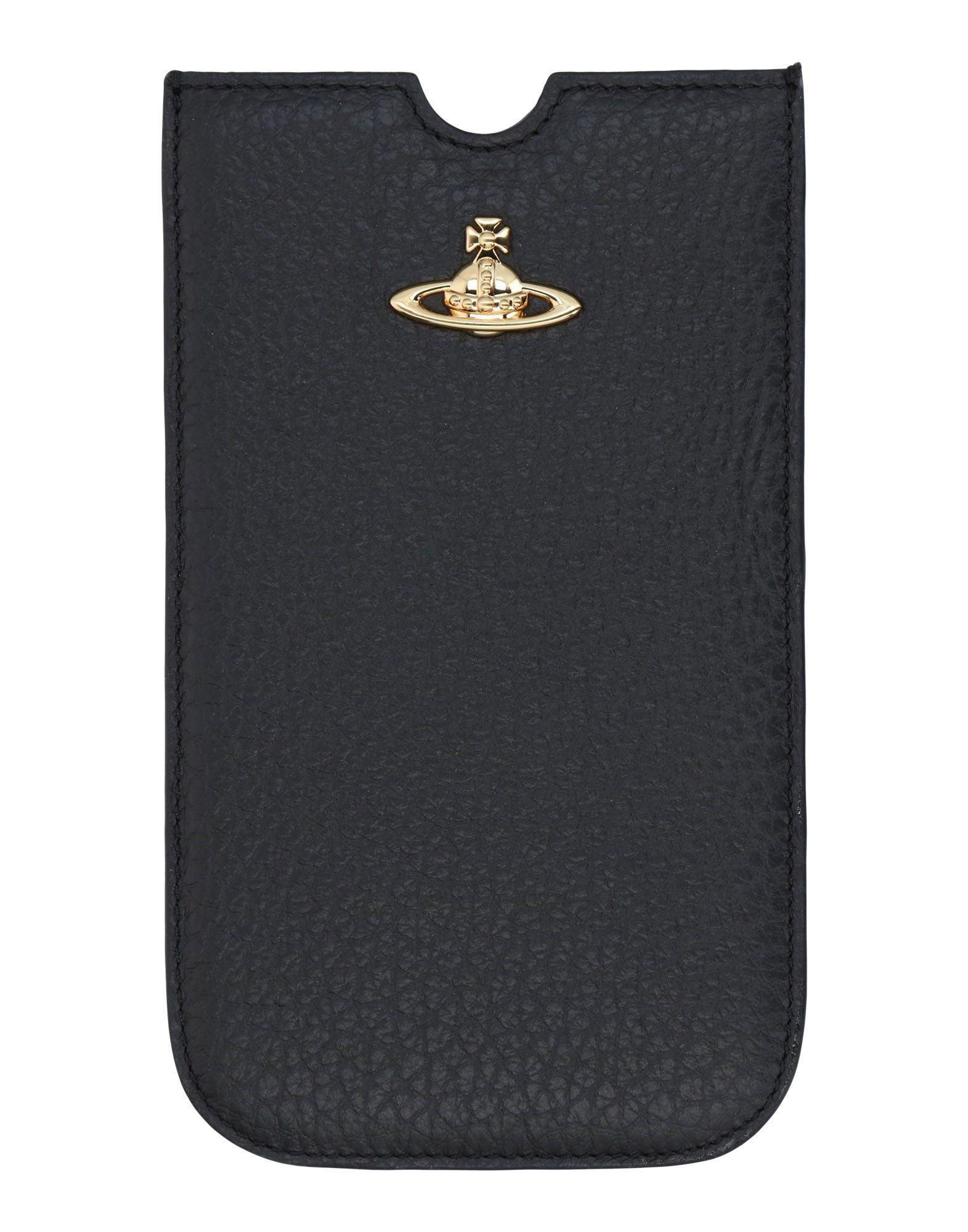 VIVIENNE WESTWOOD Чехол gumai silky case for iphone 6 6s black