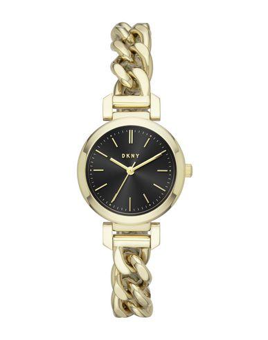 DKNY レディース 腕時計 ゴールド スチール ELLINGTON