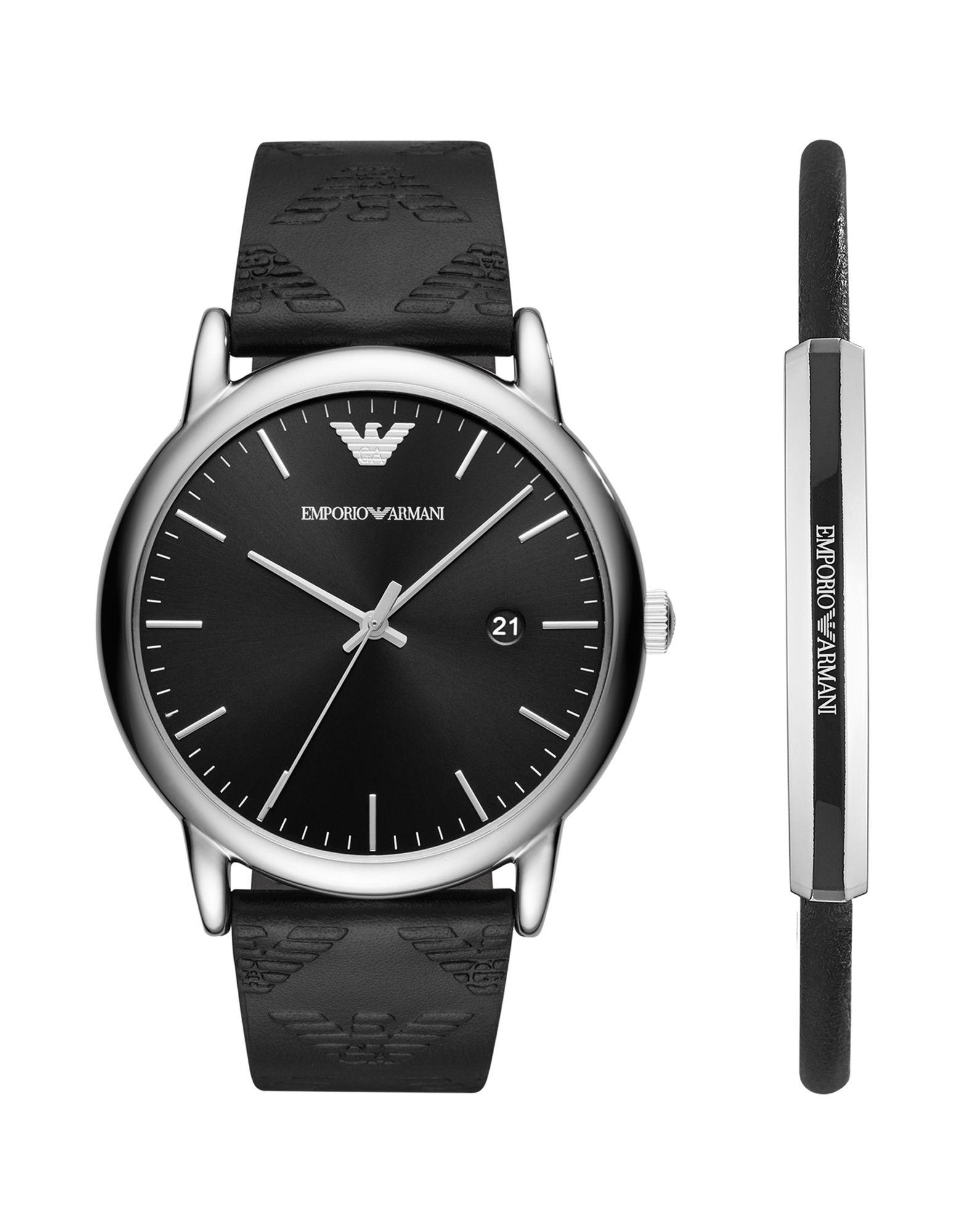 EMPORIO ARMANI Наручные часы комплект emporio armani emporio armani em598emwkn45