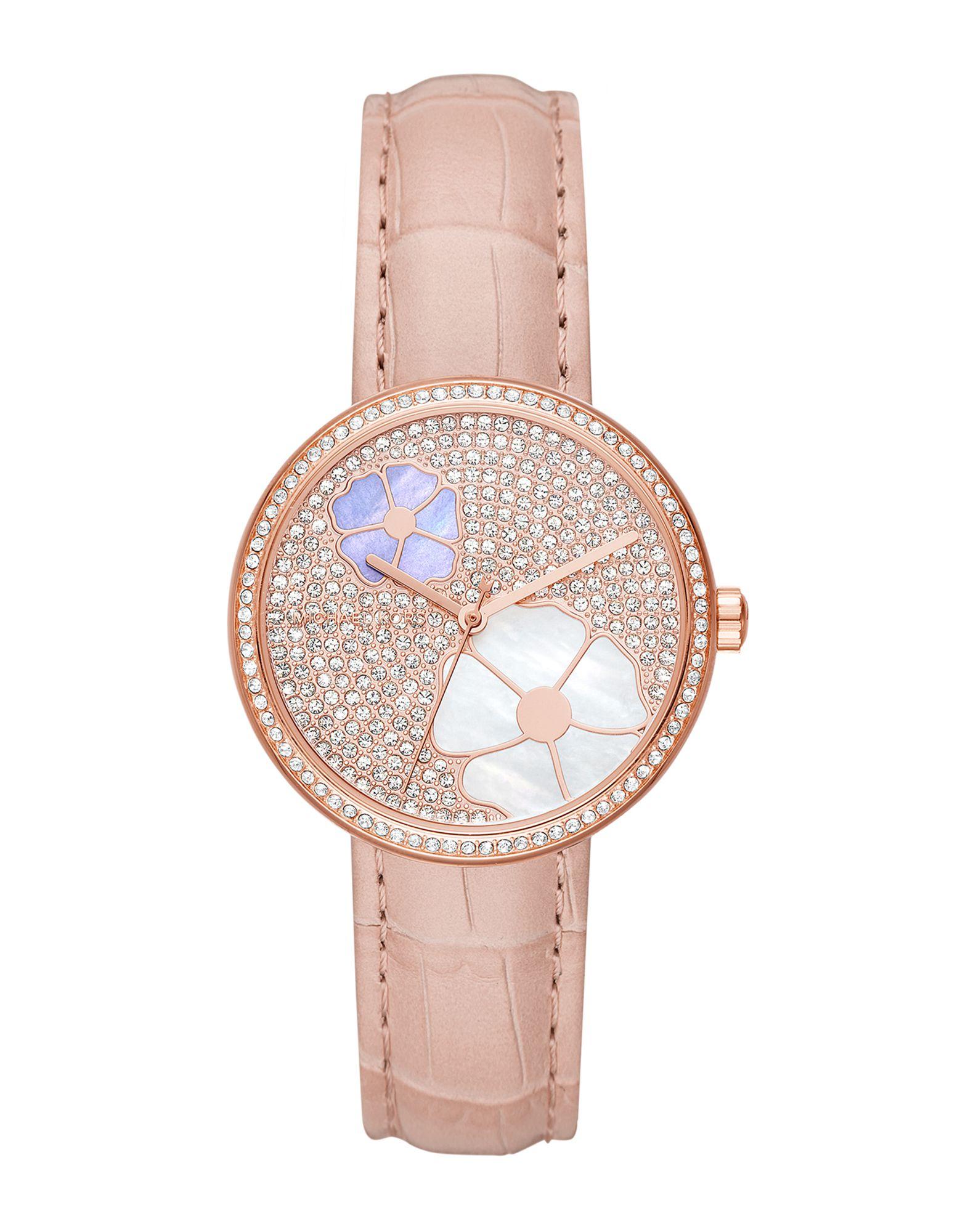 レディース MICHAEL KORS COURTNEY 腕時計 ライトピンク
