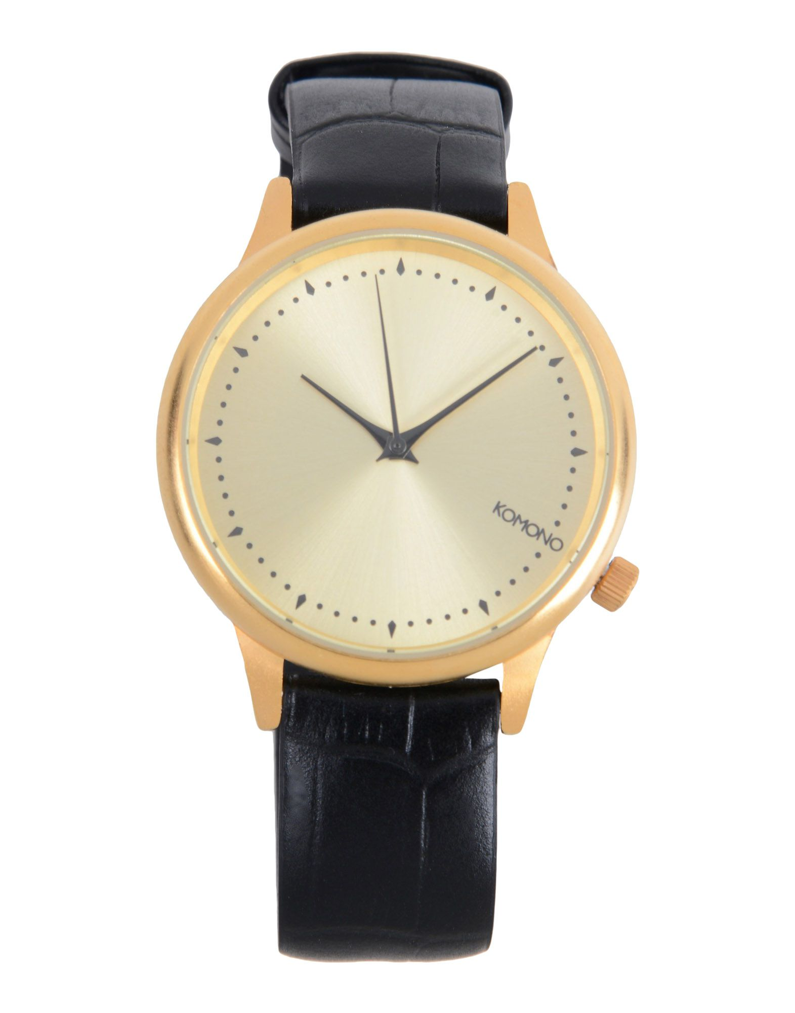 KOMONO Наручные часы часы relogio feminino мужчины ложная крокодил кожа blu ray часынаручные часы