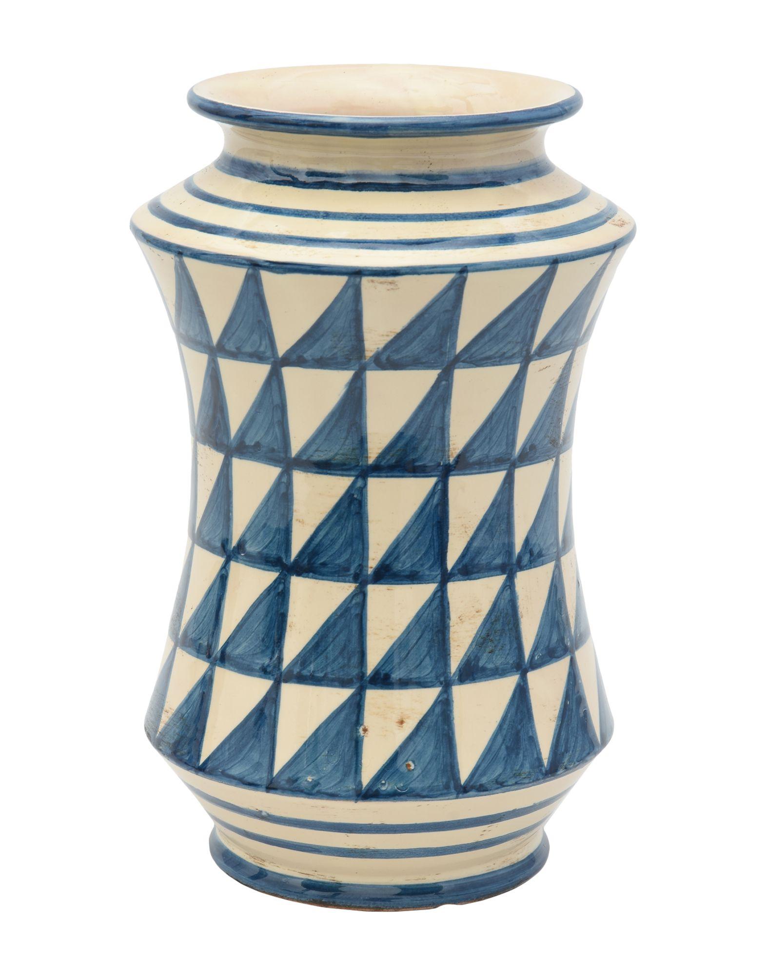 CERAMICHE SOFIA DI CALTAGIRONE Ваза декор impronta ceramiche square wall bianco formel oro 12 5x25
