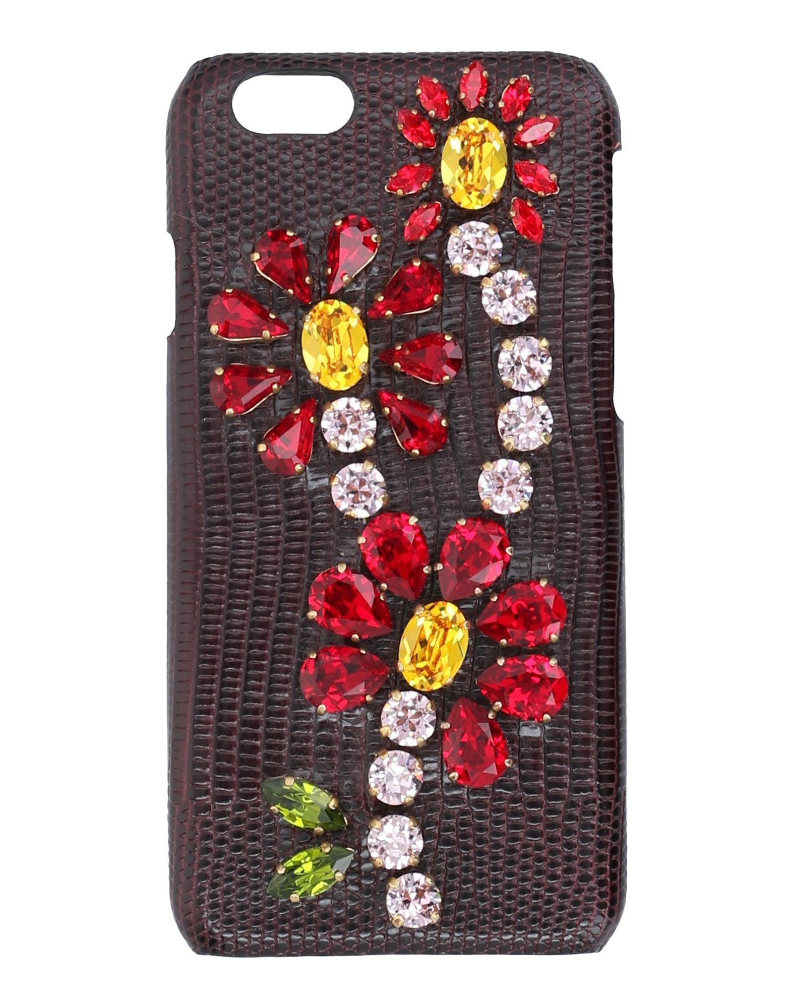 DOLCE & GABBANA Чехол gumai silky case for iphone 6 6s black