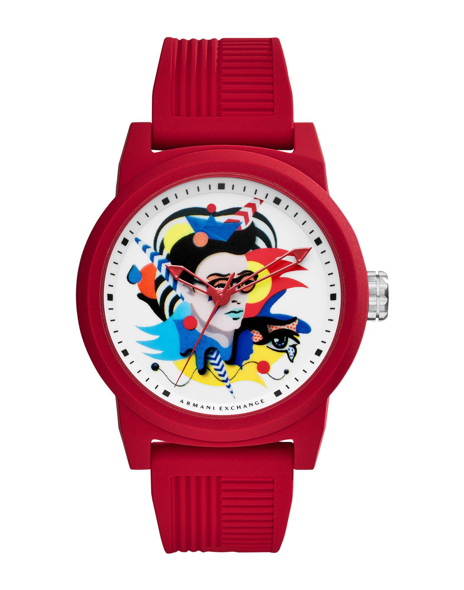 ARMANI EXCHANGE Наручные часы юбка armani exchange armani exchange ar037ewtlh97