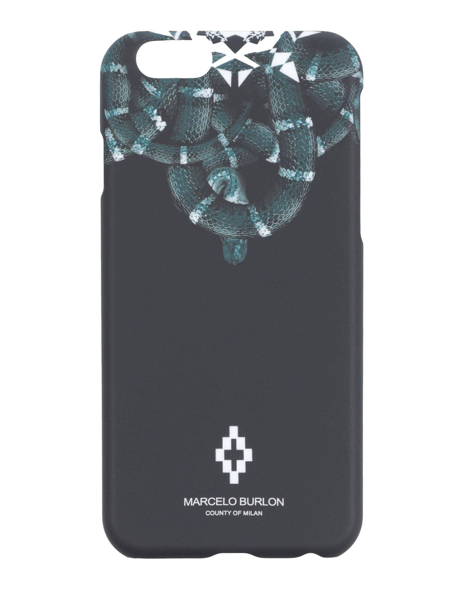 Фото - MARCELO BURLON Чехол printio чехол для iphone 6 объёмная печать диаграмма