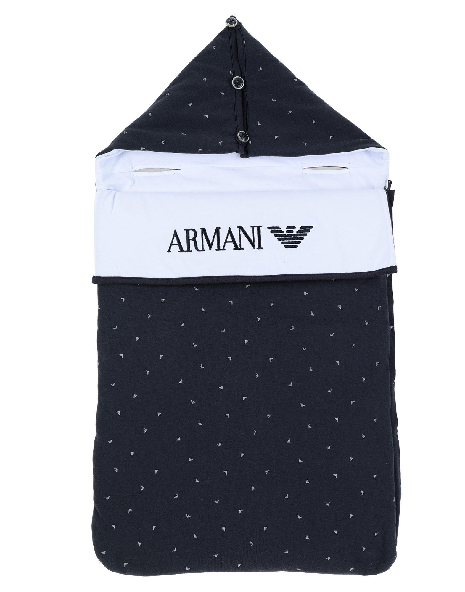 EMPORIO ARMANI Детский конверт конверт детский womar womar конверт в коляску зимний multi arctic цветки черно белые