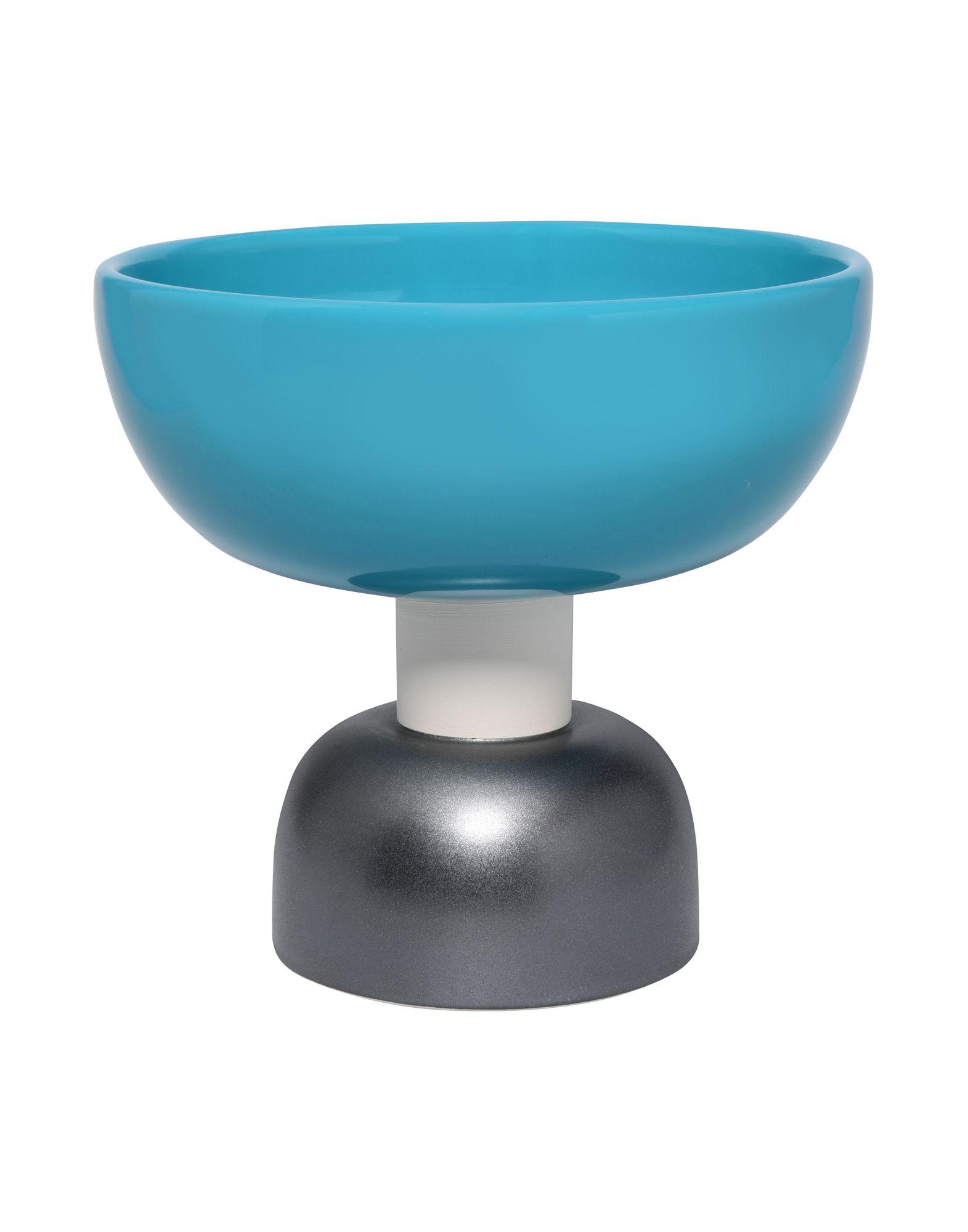 BITOSSI CERAMICHE Ваза декор impronta ceramiche square wall blu formelle glitter 12 25x25