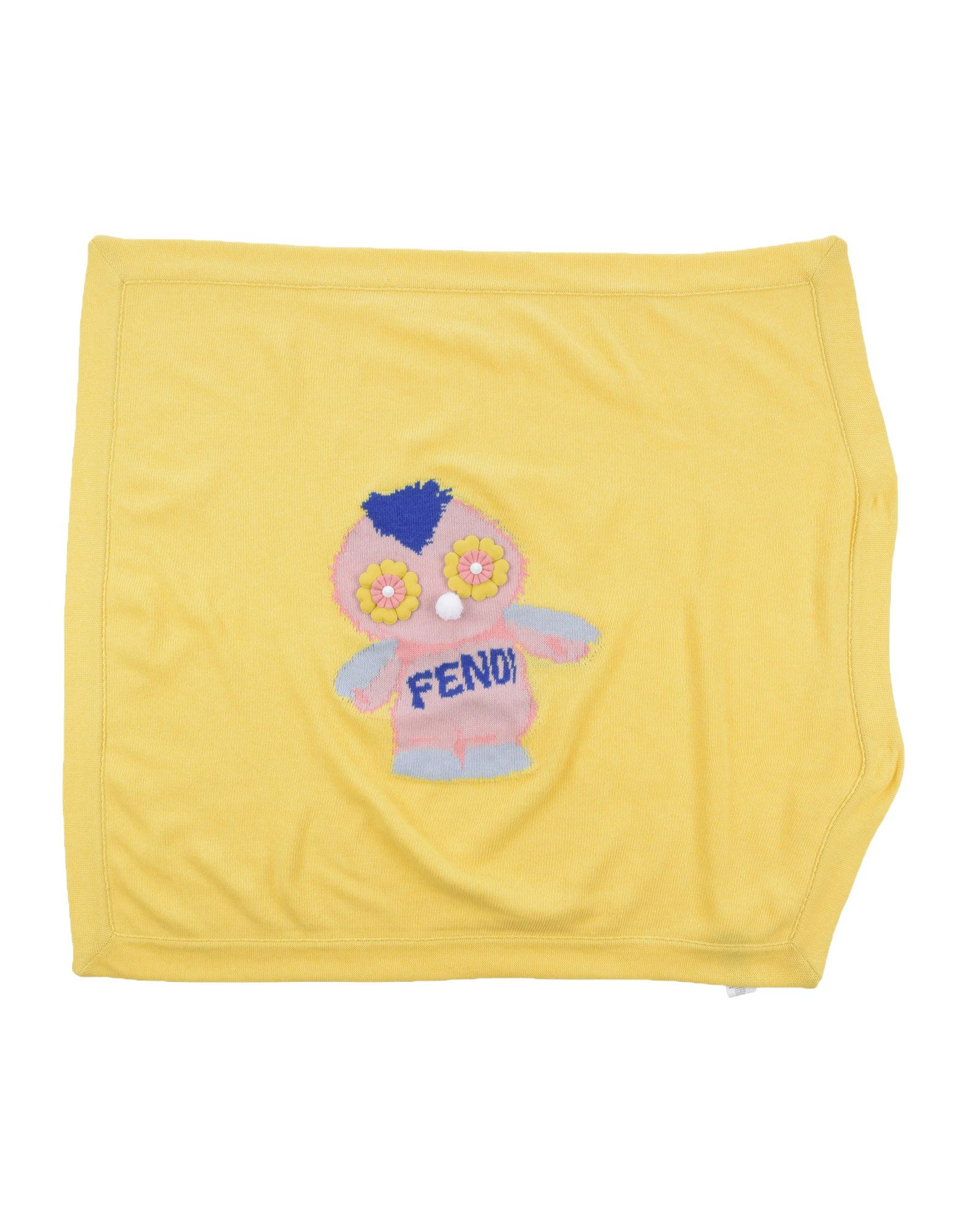 FENDI   FENDI Baby Blankets 58043381   Goxip