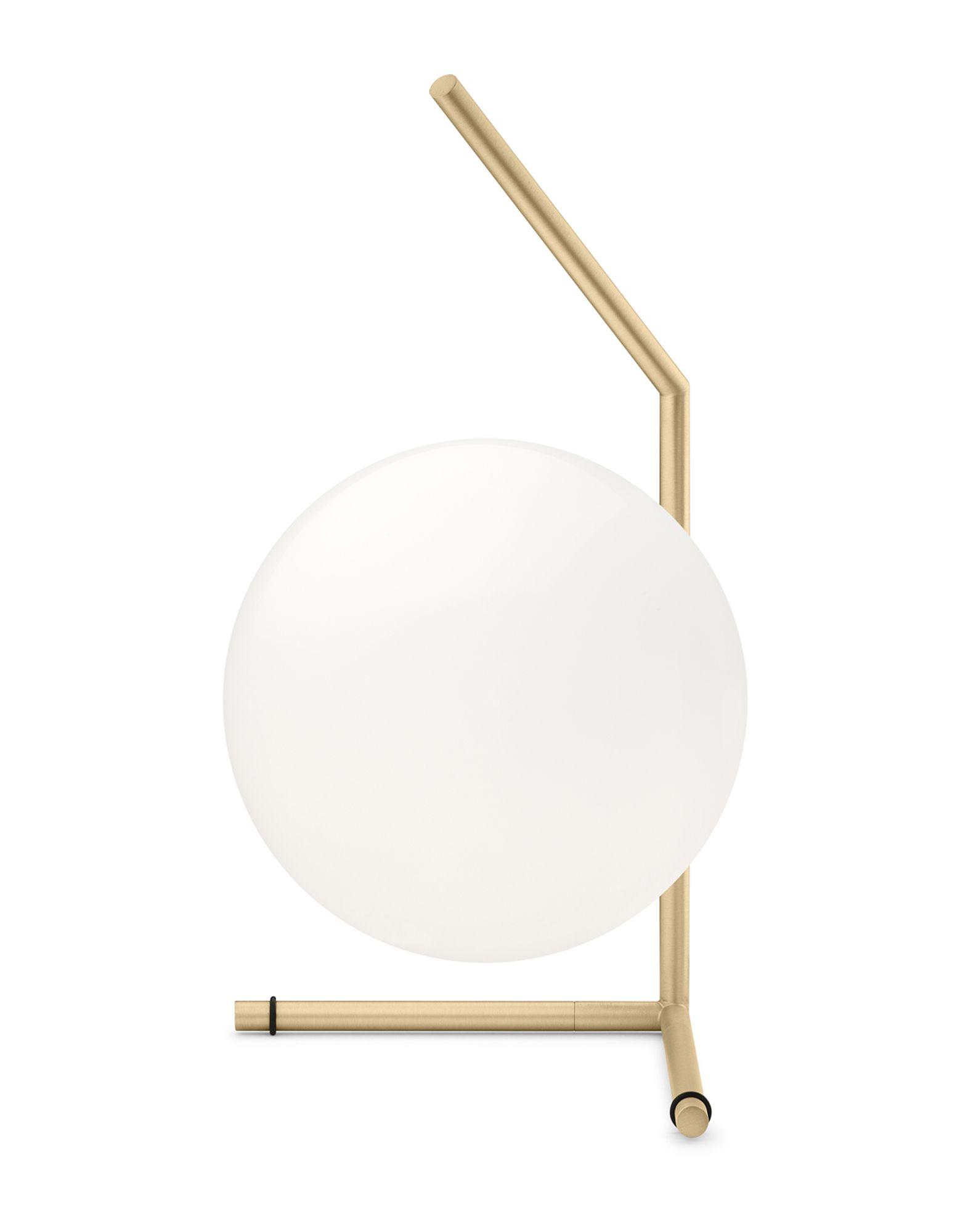 FLOS Настольная лампа respectlight стол flos orange