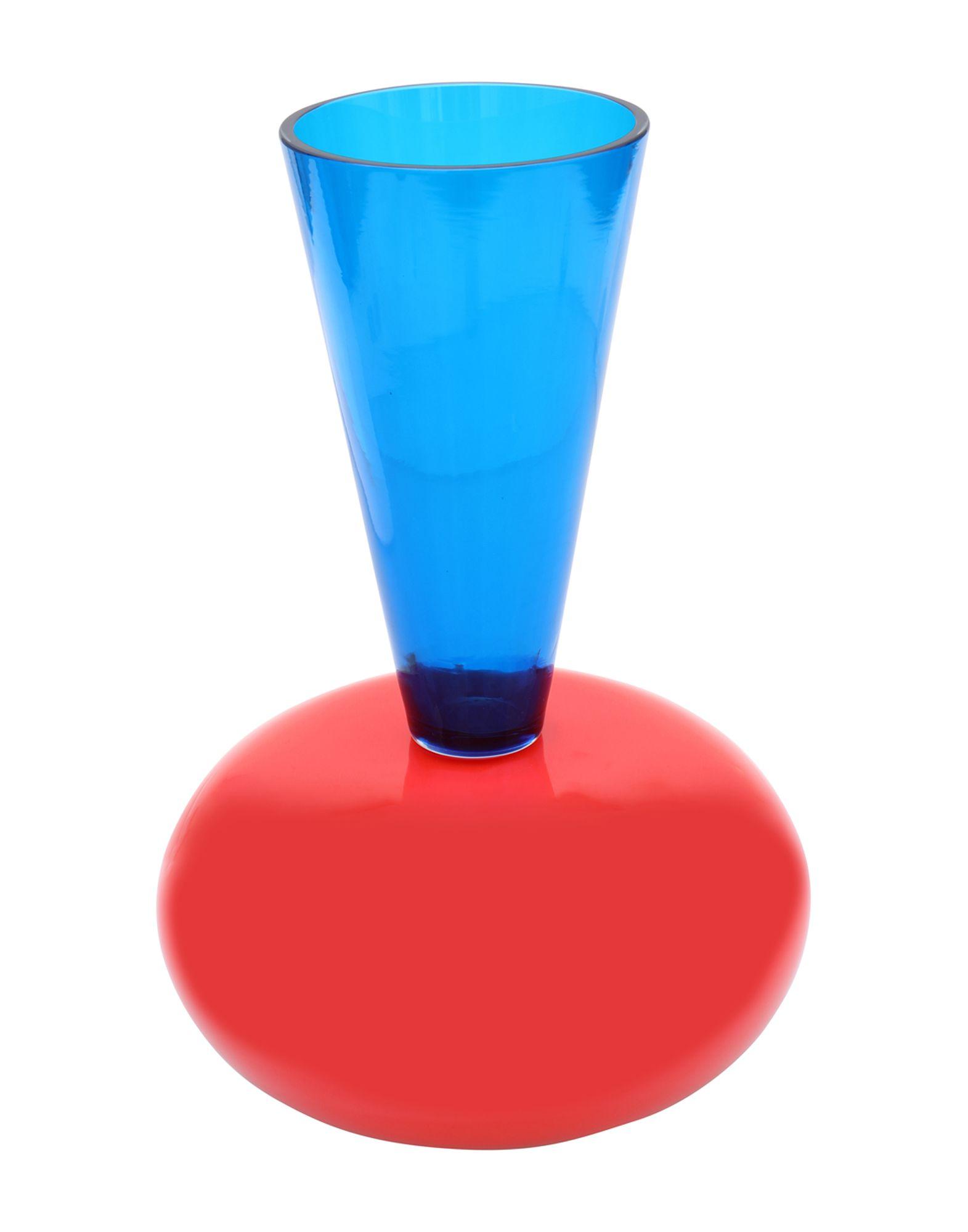 《送料無料》VENINI Unisex ベース レッド ガラス Puzzle