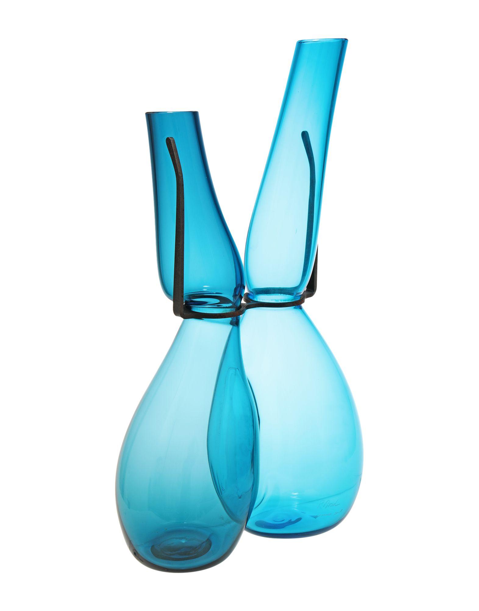 《セール開催中》VENINI Unisex ベース ブルー ガラス Where are my glasses?