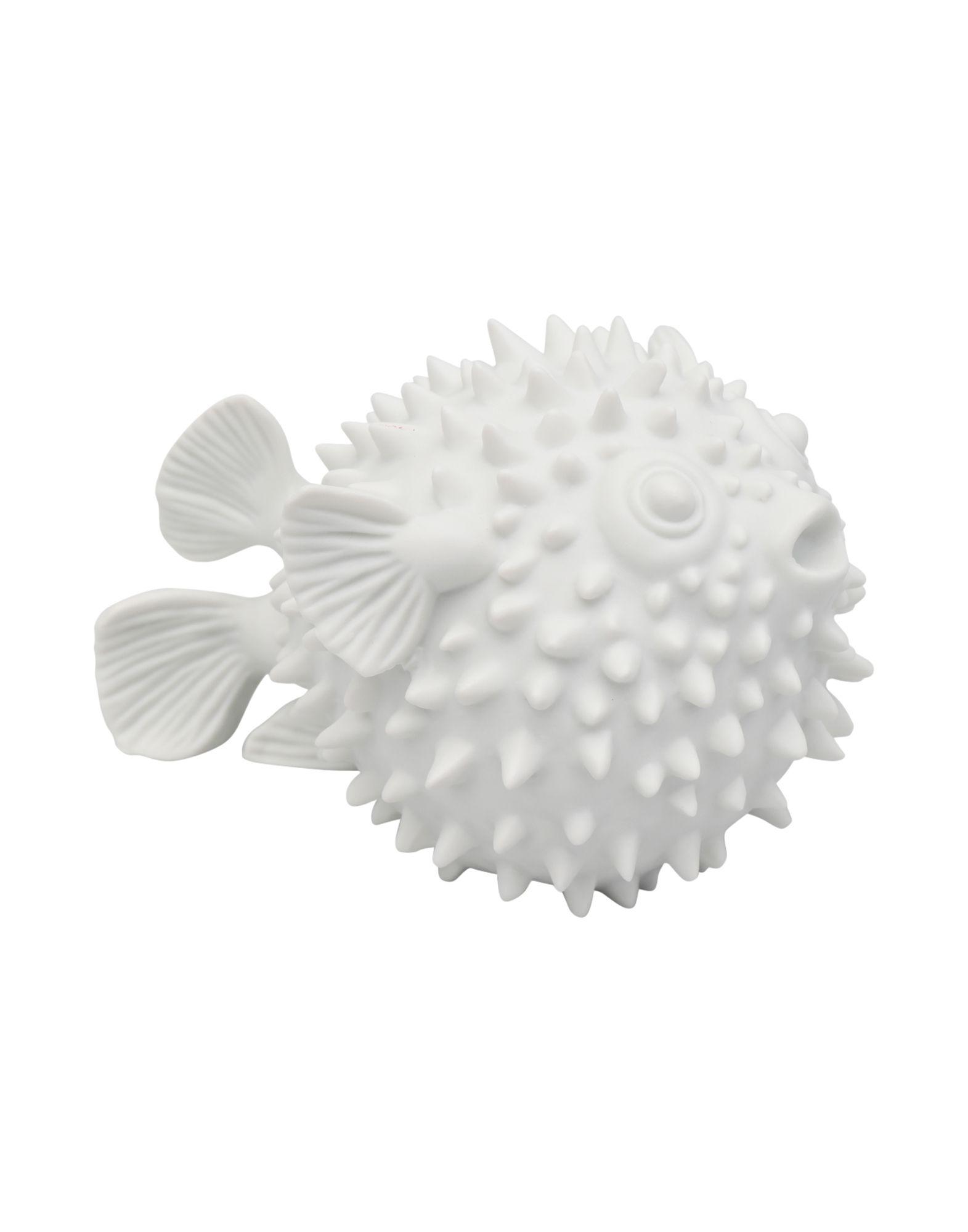 《送料無料》NYMPHENBURG Unisex 雑貨 ホワイト セラミック Hedgehog Fish