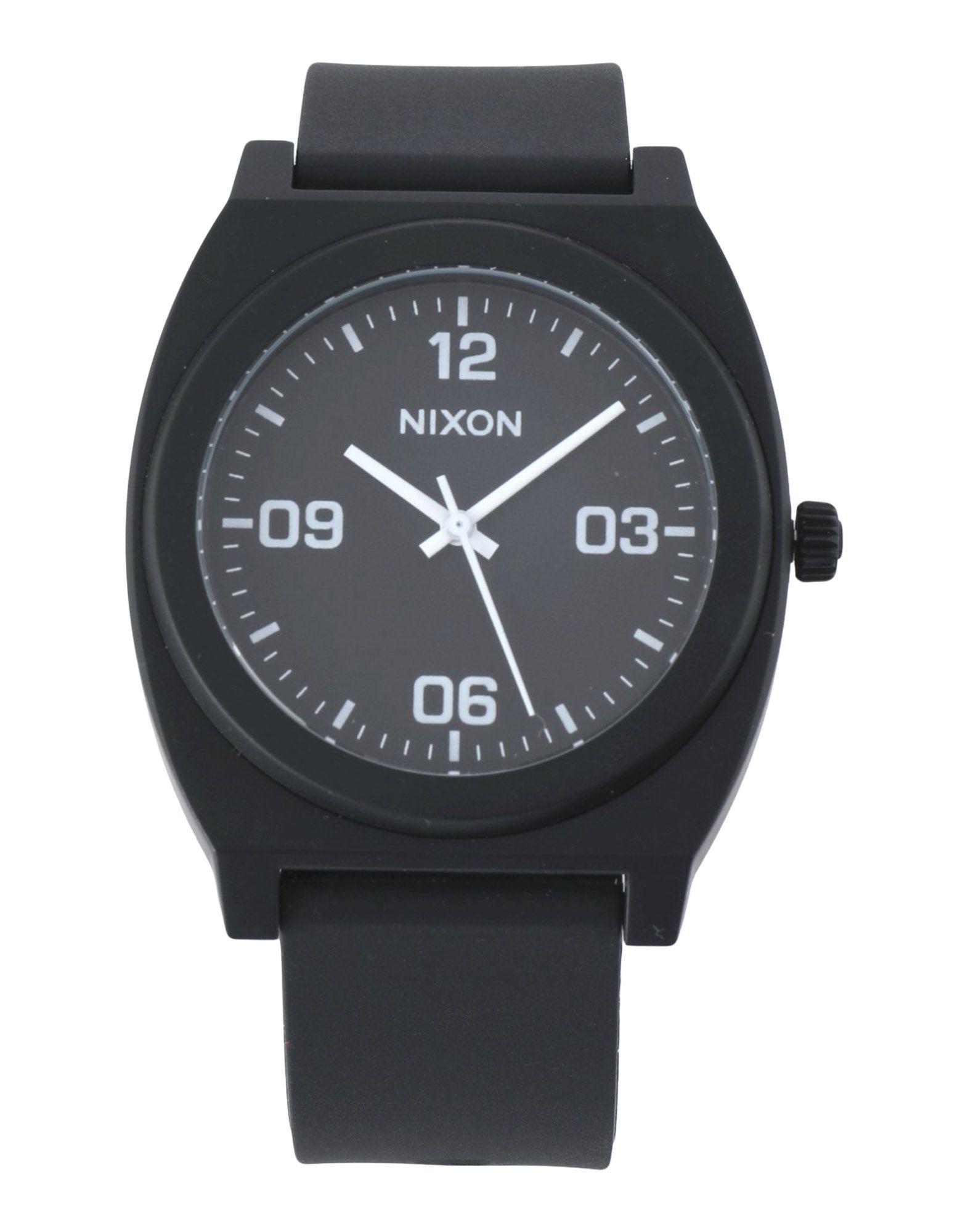 NIXON Наручные часы часы nixon genesis leather white saddle