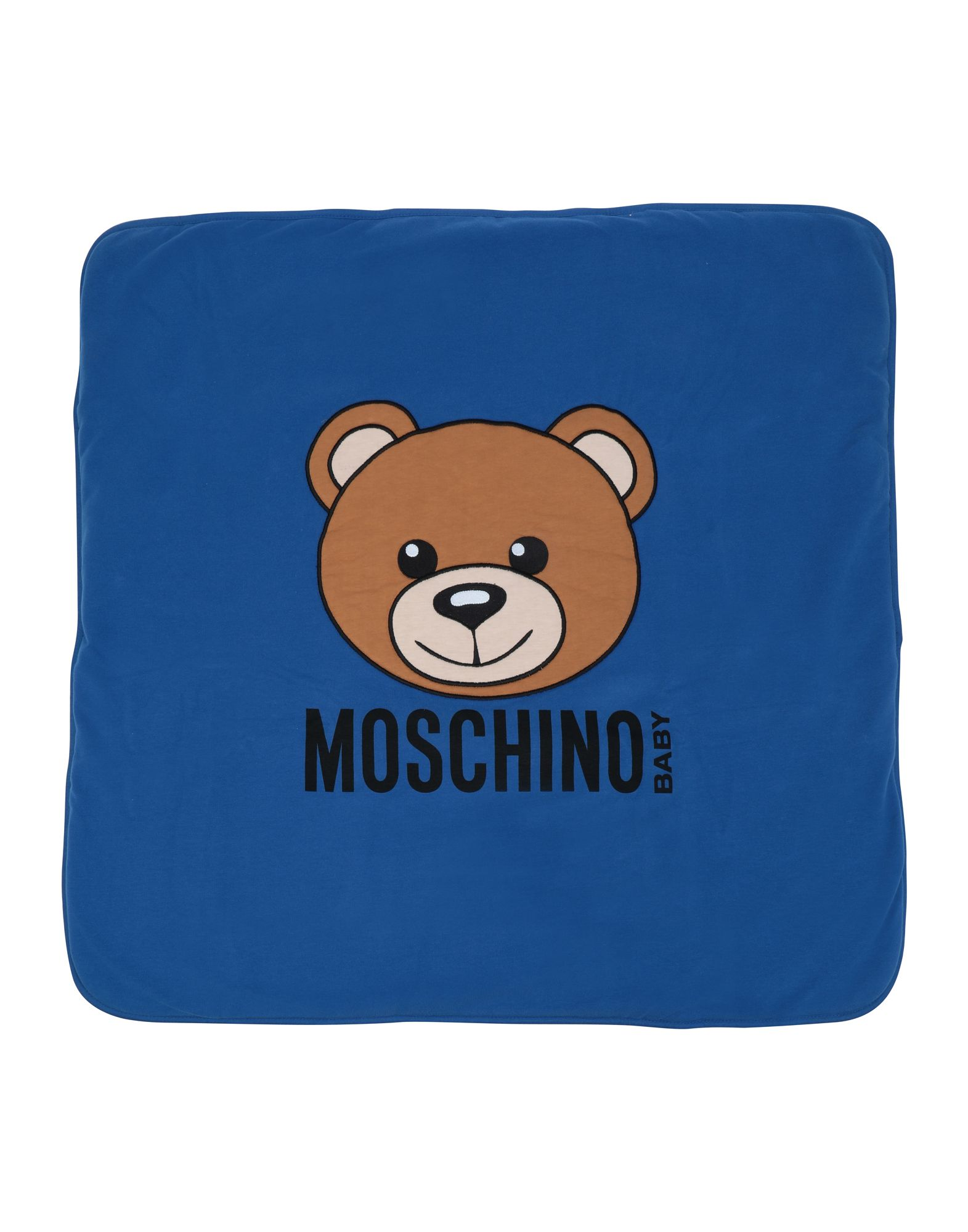 MOSCHINO Одеяльце для младенцев отпариватель monster mb 10740