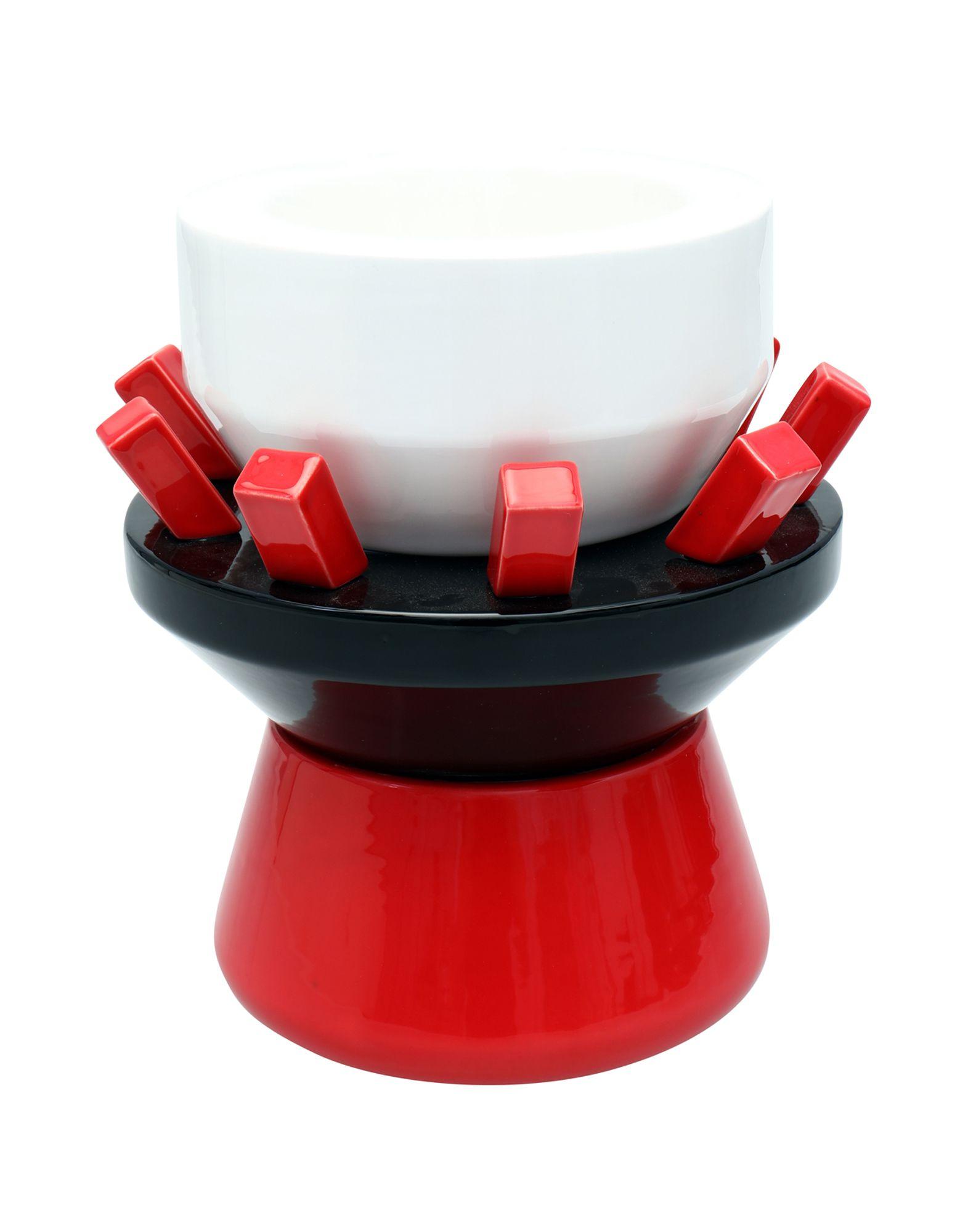 《送料無料》MEMPHIS MILANO Unisex 雑貨 レッド 陶製 100% MELA
