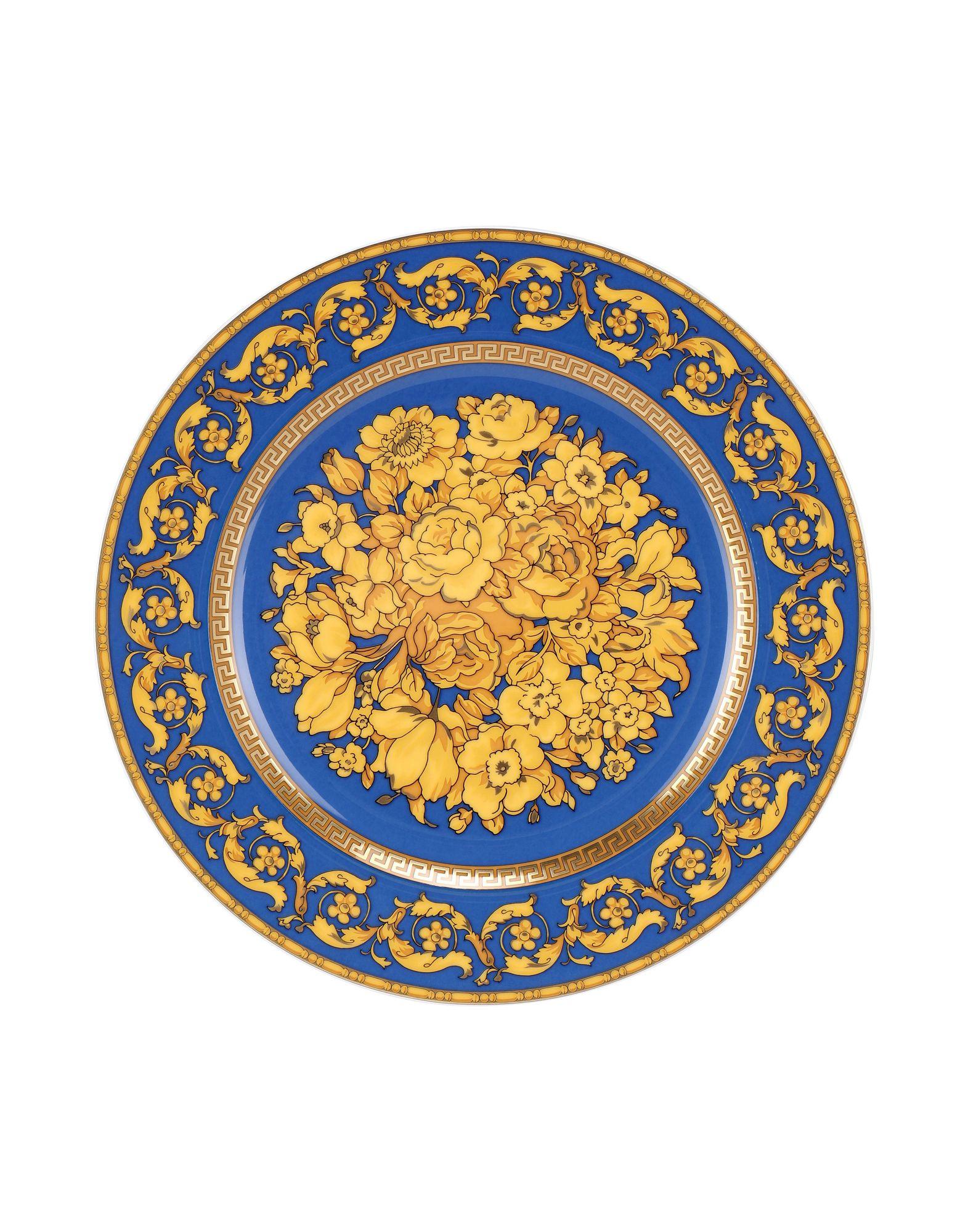 VERSACE Декоративная тарелка пилочка для ногтей leslie store 10 4sides 10pcs lot