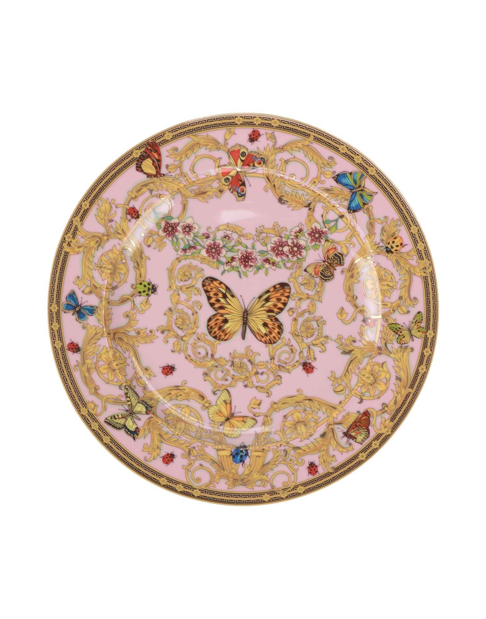 VERSACE Декоративная тарелка