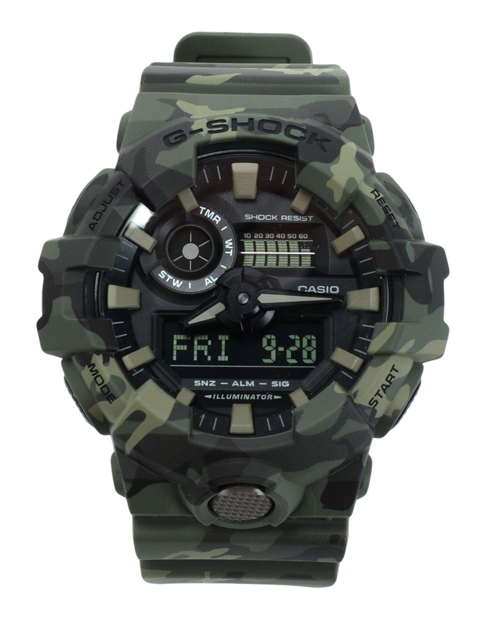 купить CASIO G-SHOCK Наручные часы по цене 9530 рублей