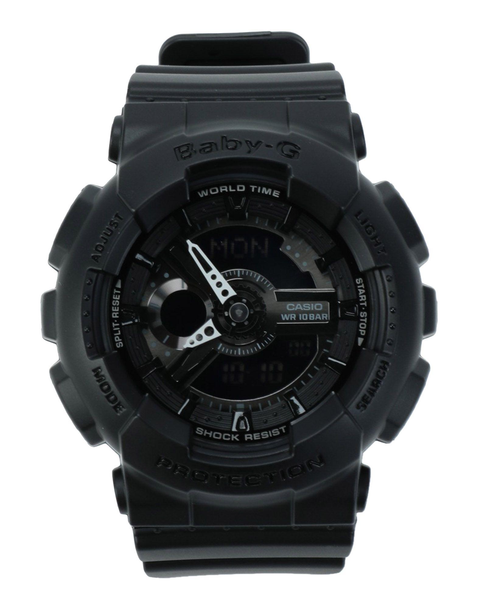CASIO BABY-G Наручные часы casio часы casio bga 180 9b коллекция baby g