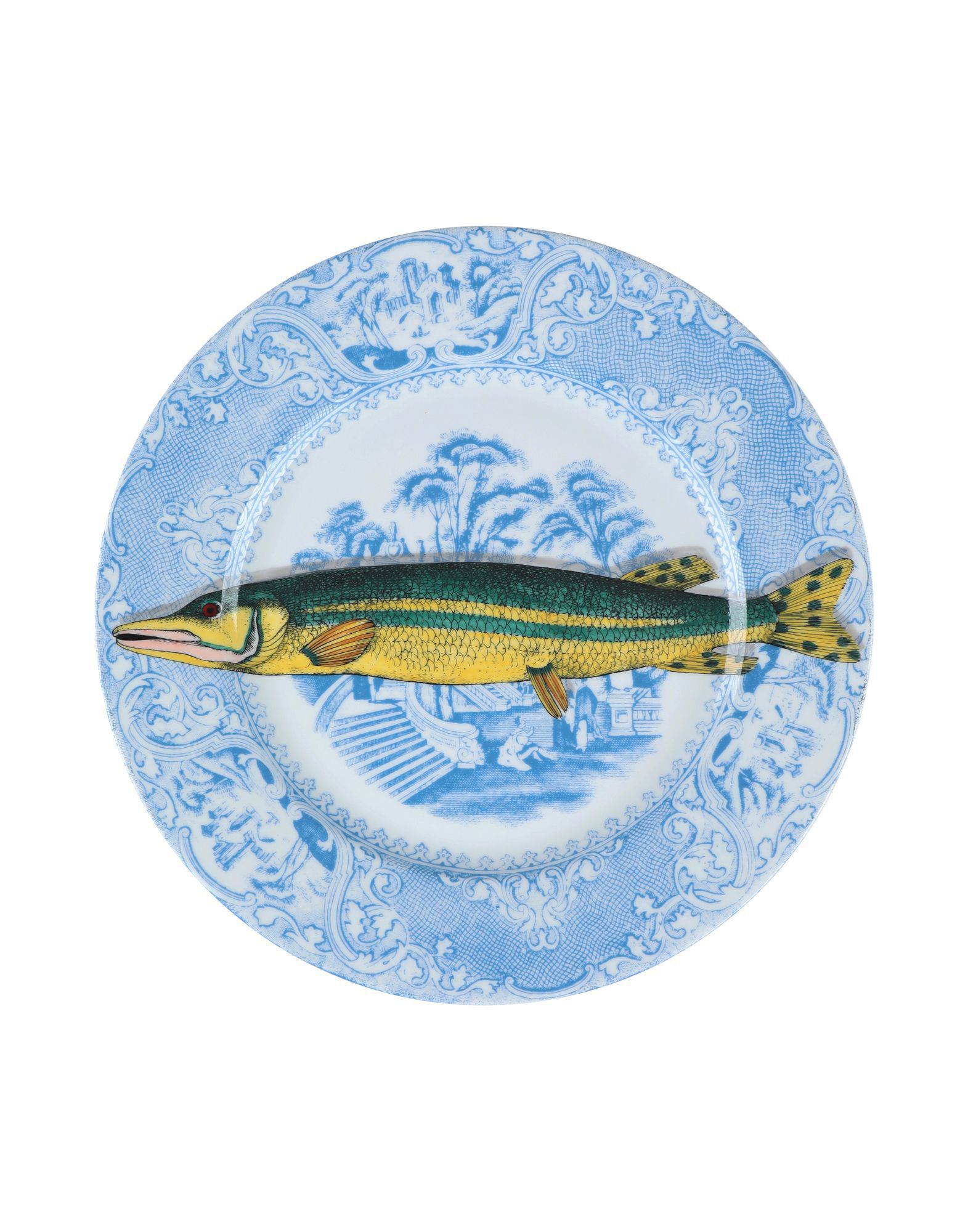 FORNASETTI Декоративная тарелка spyker тарелка декоративная императрица