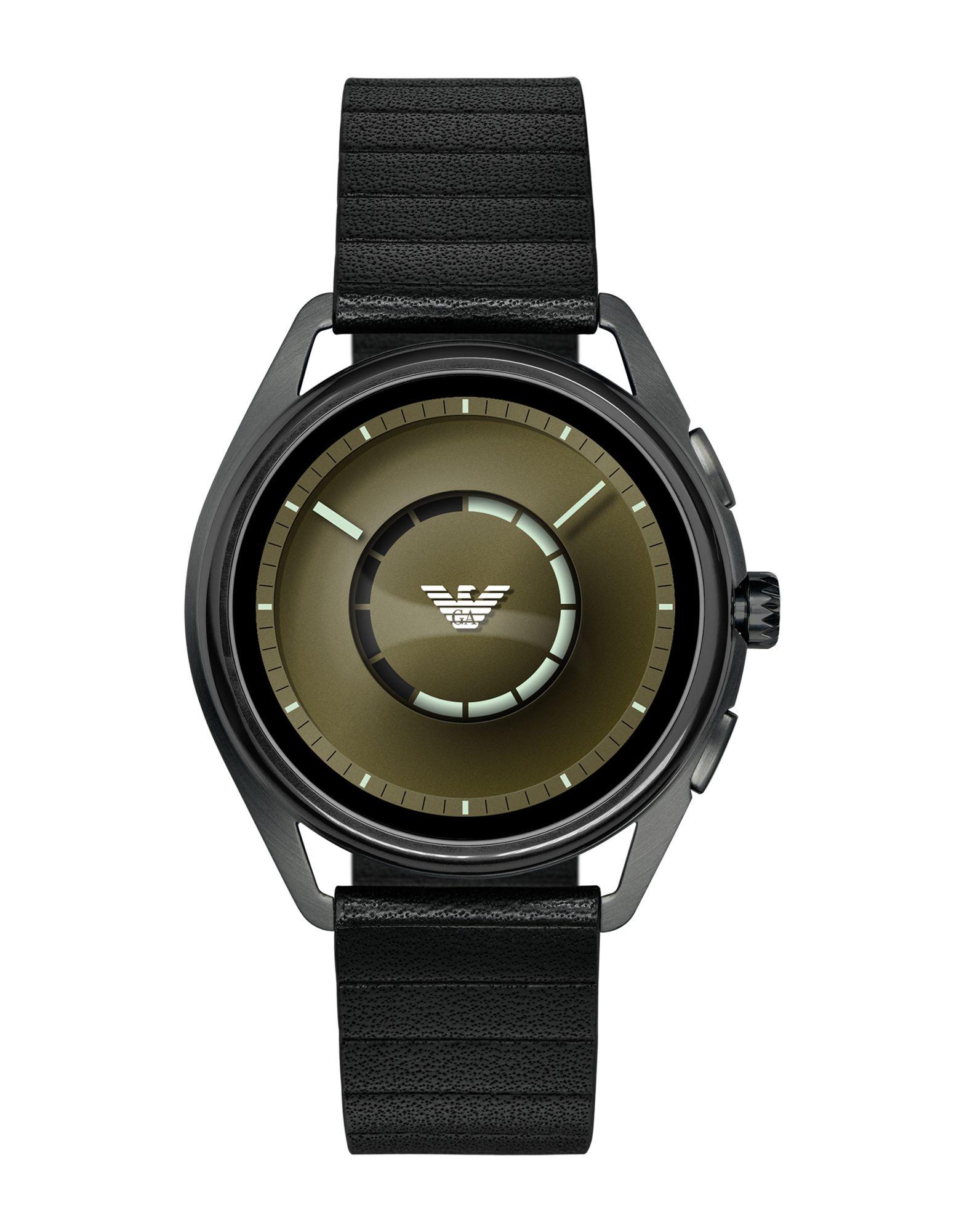 все цены на EMPORIO ARMANI CONNECTED Умные часы онлайн