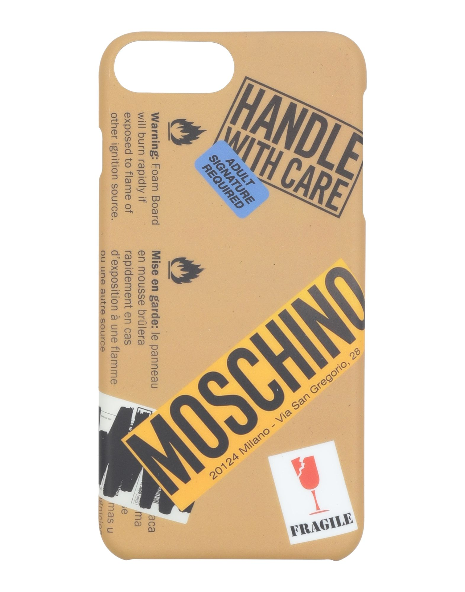 MOSCHINO Чехол аккумулятор чехол для iphone 6 plus 6s plus 7 plus 7200 мач df ibattery 21 black