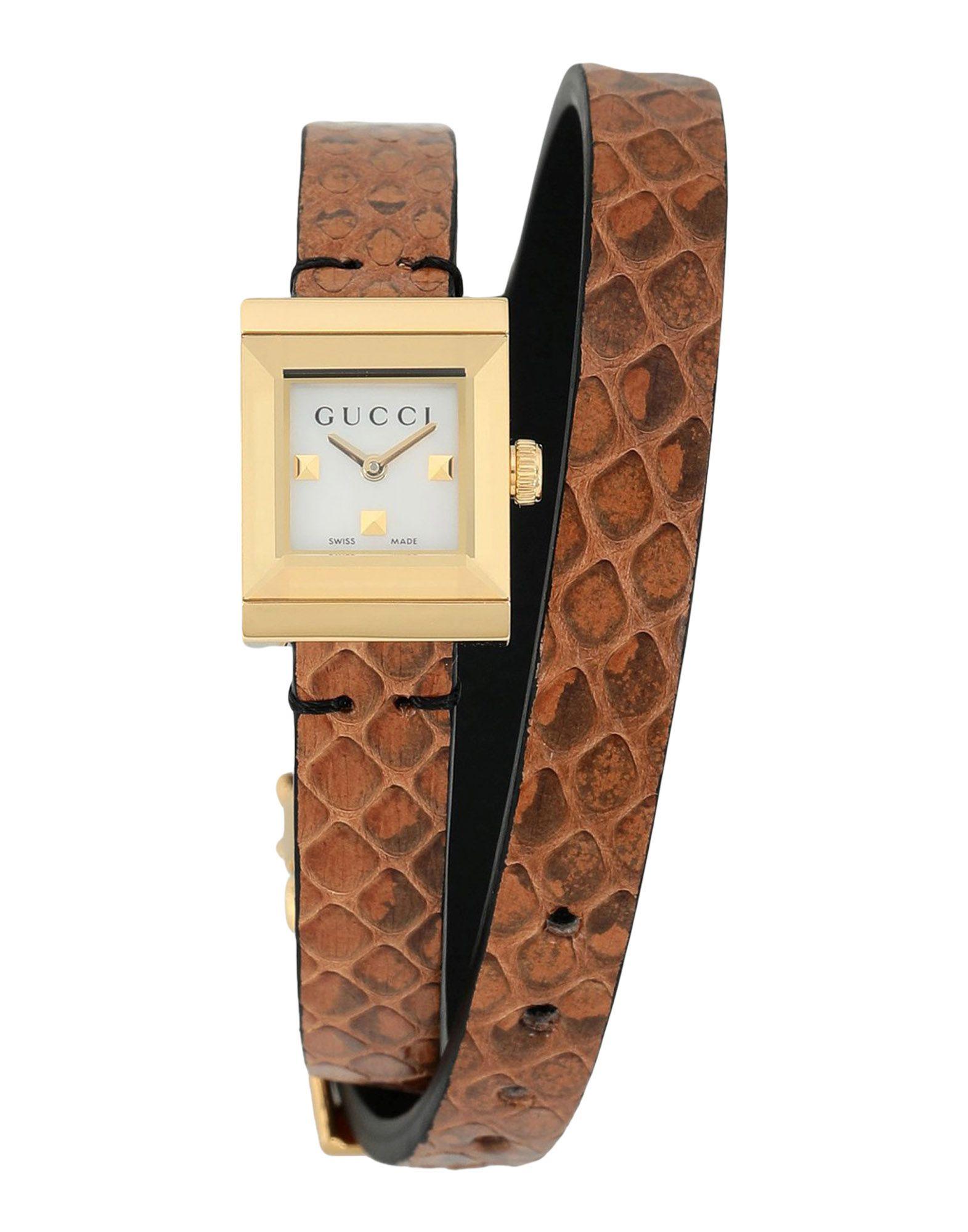 GUCCI Wrist watches - Item 58045352