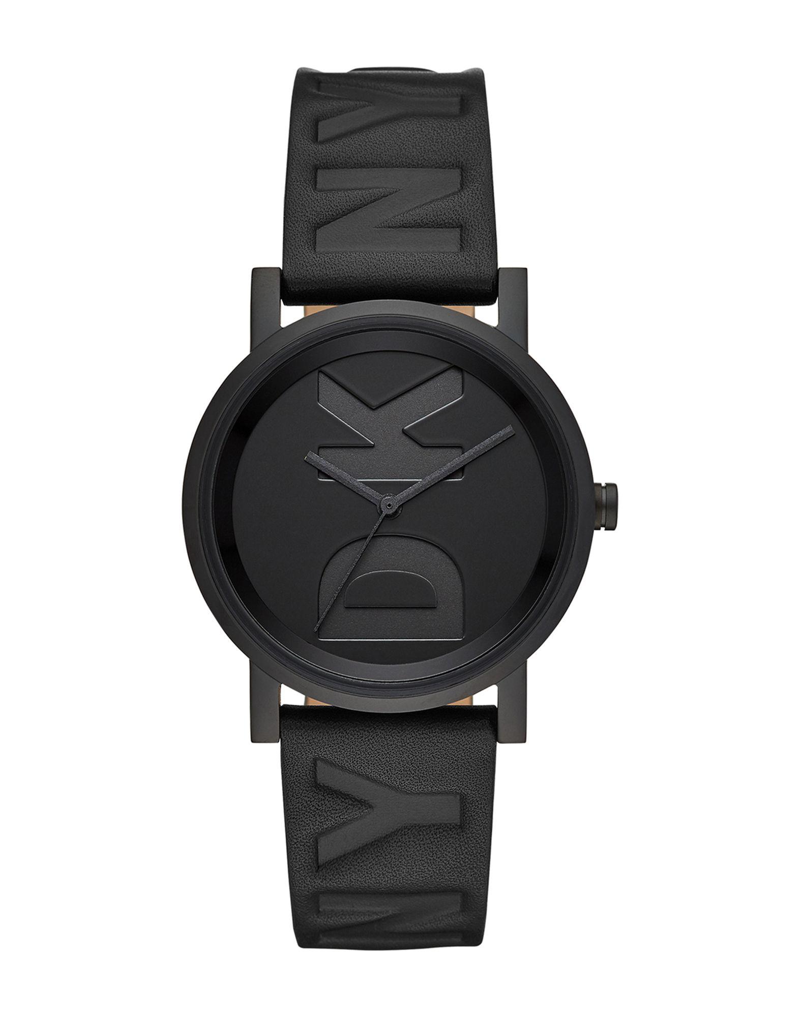 Фото - DKNY Наручные часы обувь на высокой платформе dkny