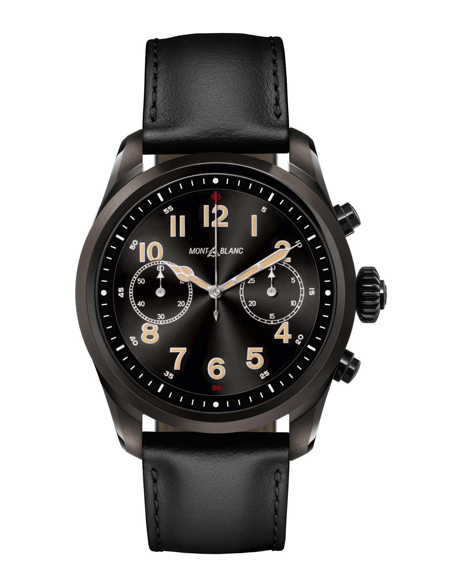 MONTBLANC Умные часы умные часы kaboson h8 ios