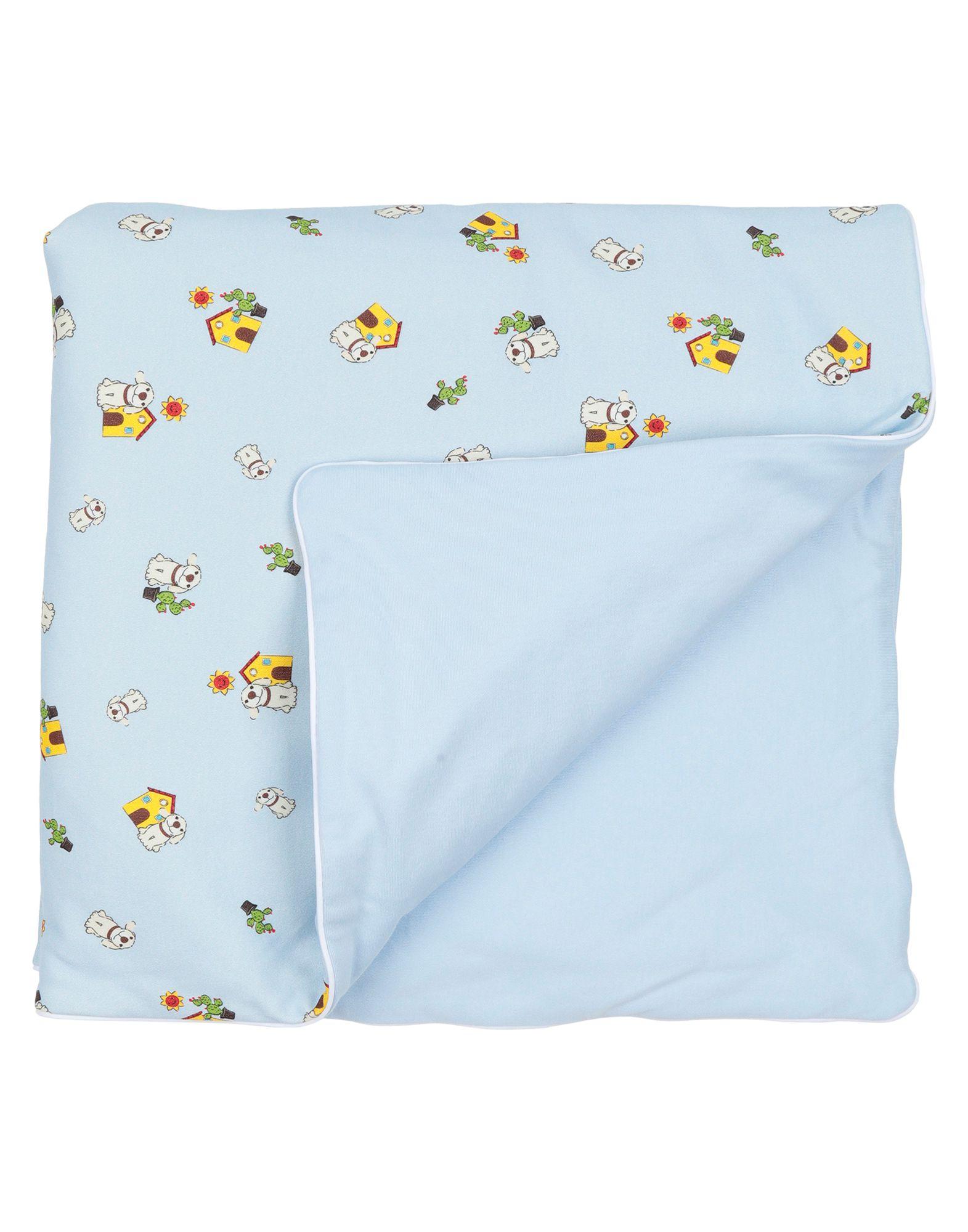 DOLCE & GABBANA Одеяльце для младенцев