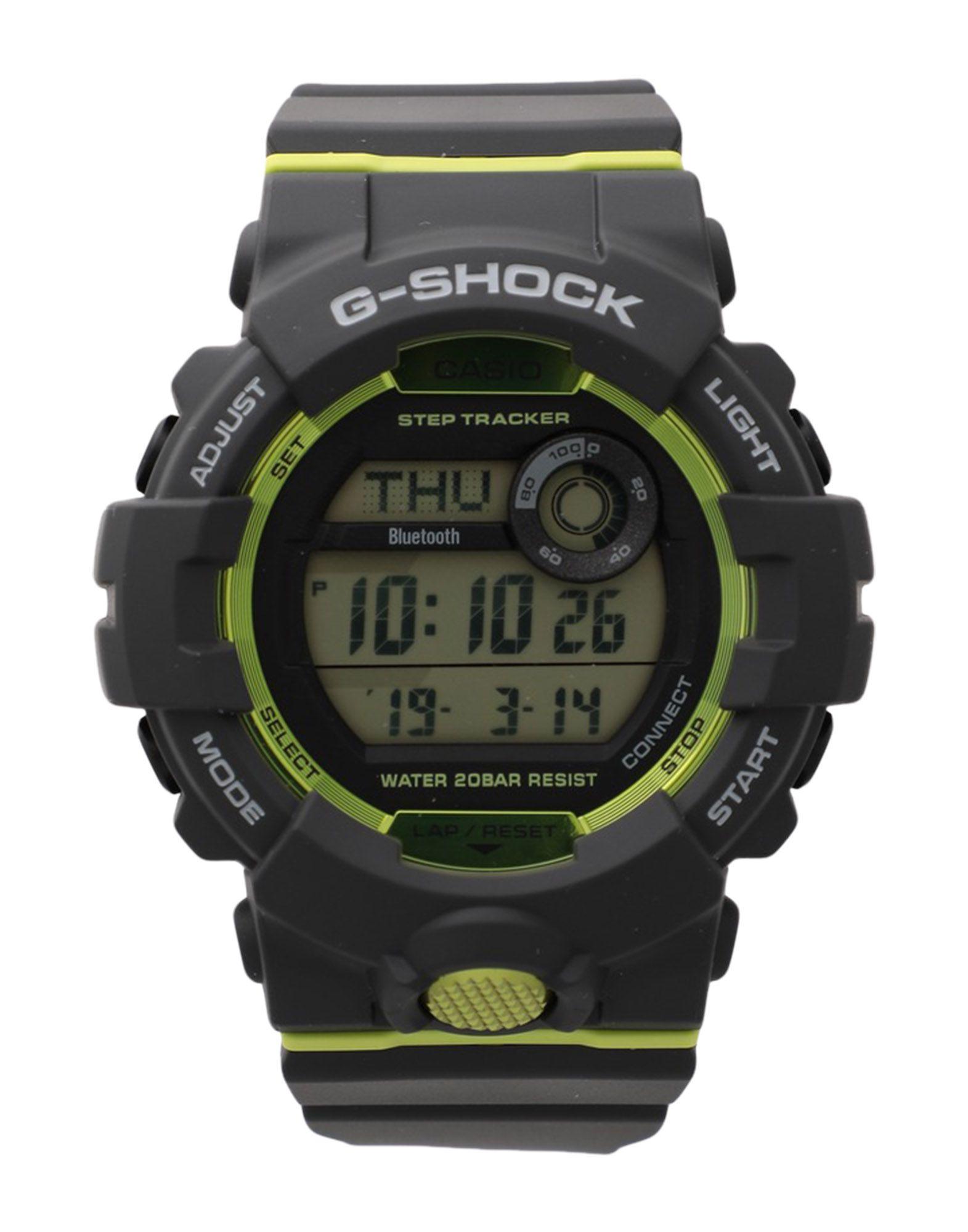 все цены на CASIO G-SHOCK Наручные часы онлайн