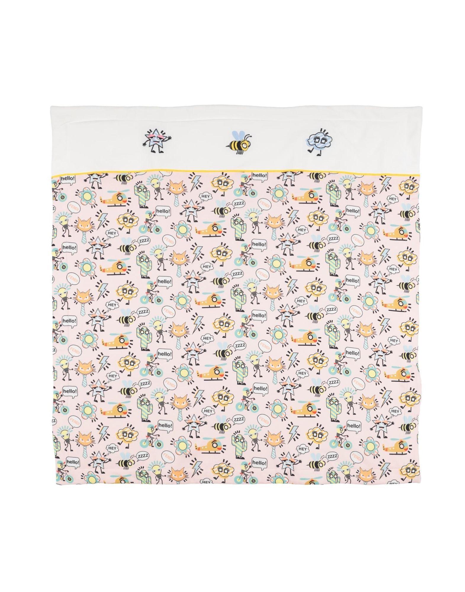 FENDI Одеяльце для младенцев для младенцев м