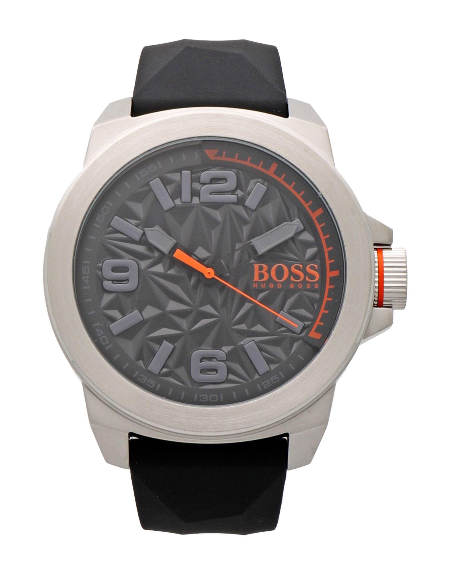 BOSS HUGO BOSS Наручные часы цена и фото